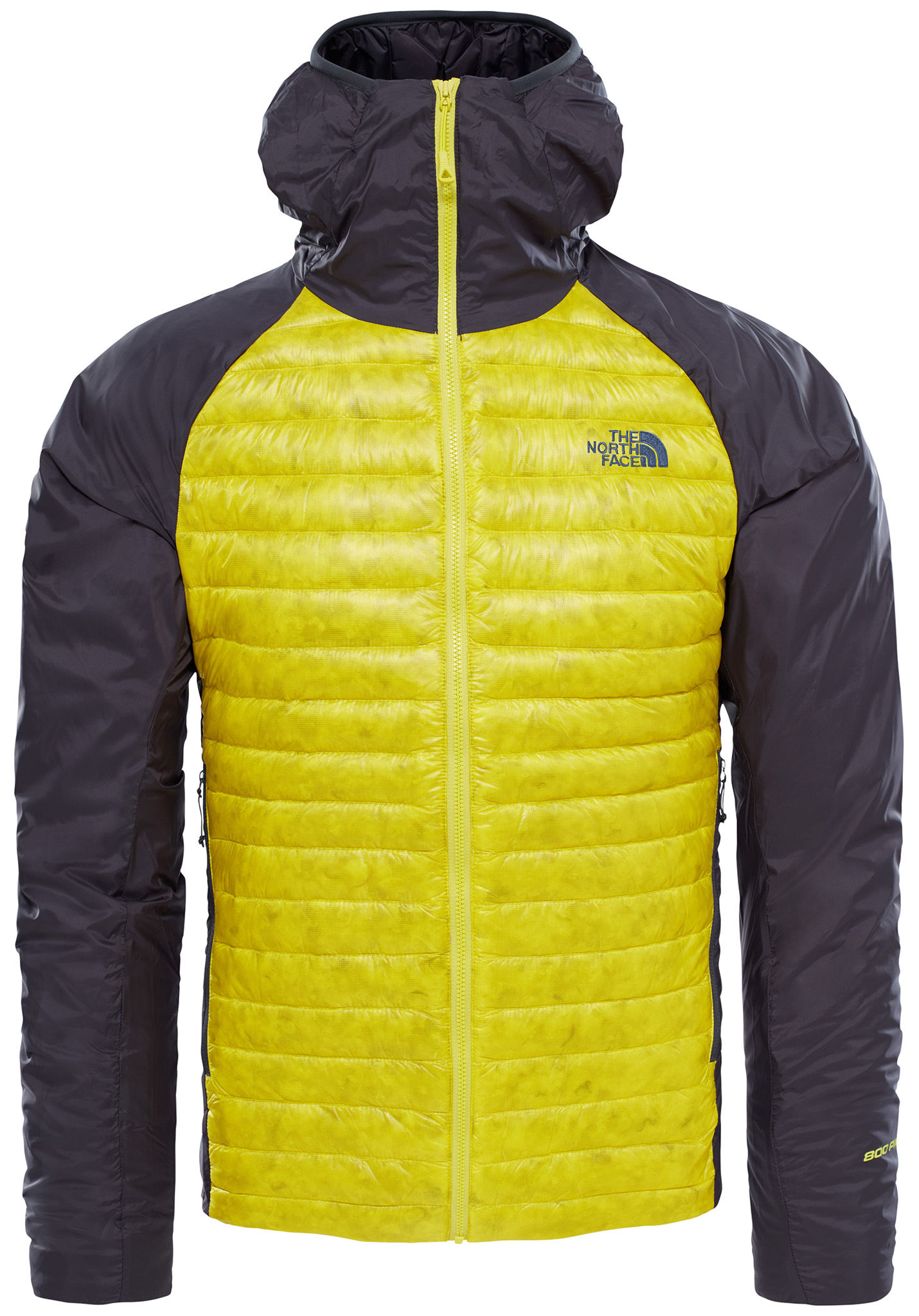 44f7589d6f ... THE NORTH FACE Verto Prima - Functional Jacket for Men - Yellow -  Planet Sports ...