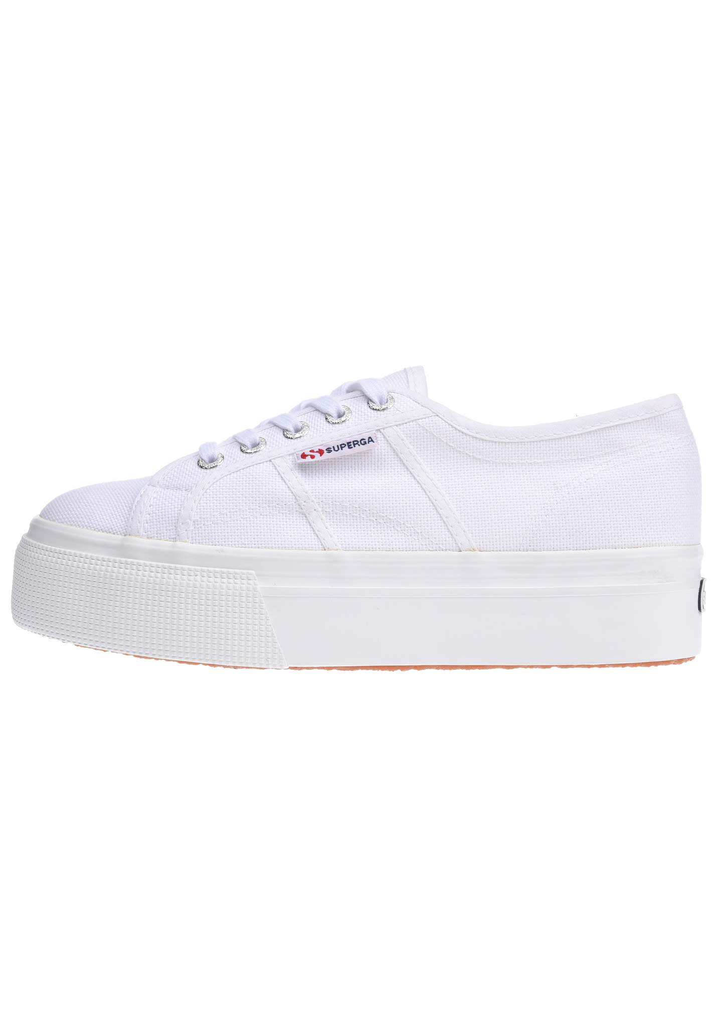 migliori scarpe da ginnastica b7470 8114c SUPERGA 2790-Acotw Linea Up And Down - Sneakers for Women - White