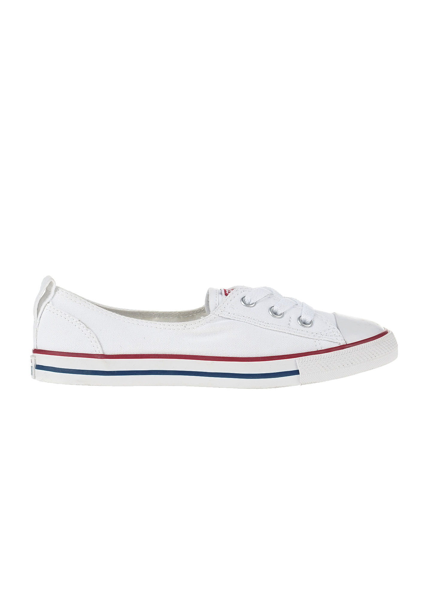 ad81513a7b63 Converse Chuck Taylor All Star Ballet Lace - Sneakers voor Dames - Wit -  Planet Sports