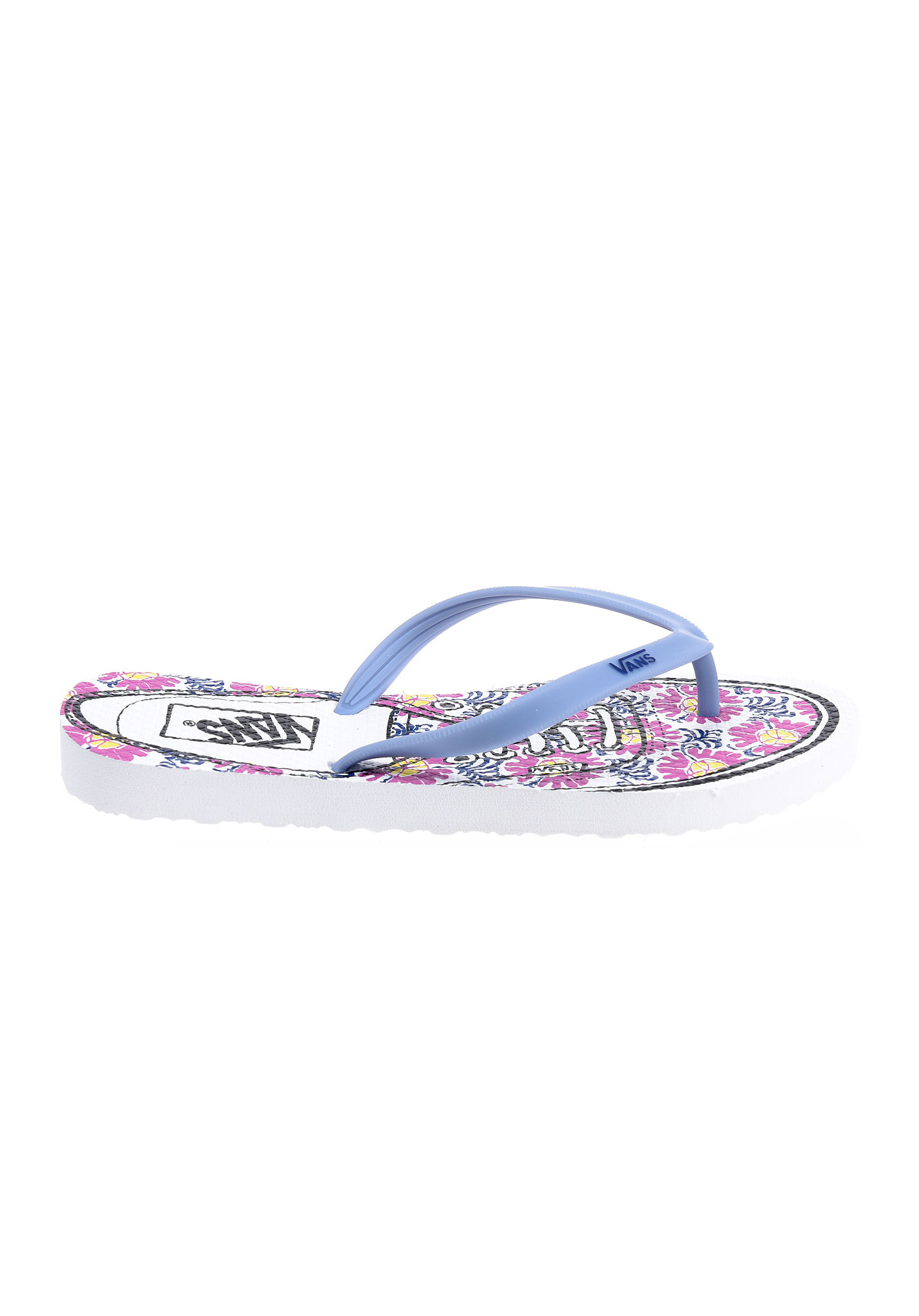 9e1f5a93644ab8 Vans Hanelei - Sandals for Women - Blue - Planet Sports