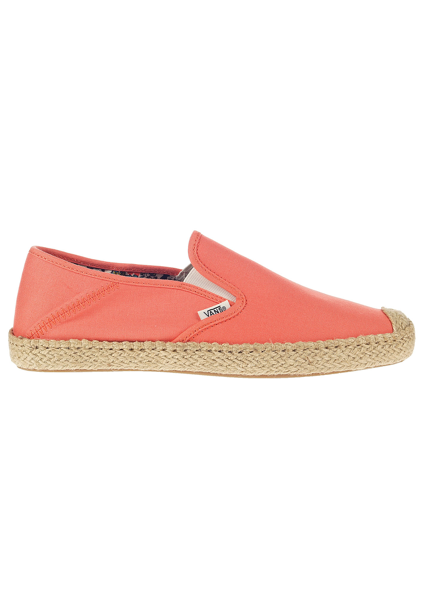 6c62789230 VANS Slip-On ESP - Espadrilles für Damen - Orange - Planet Sports