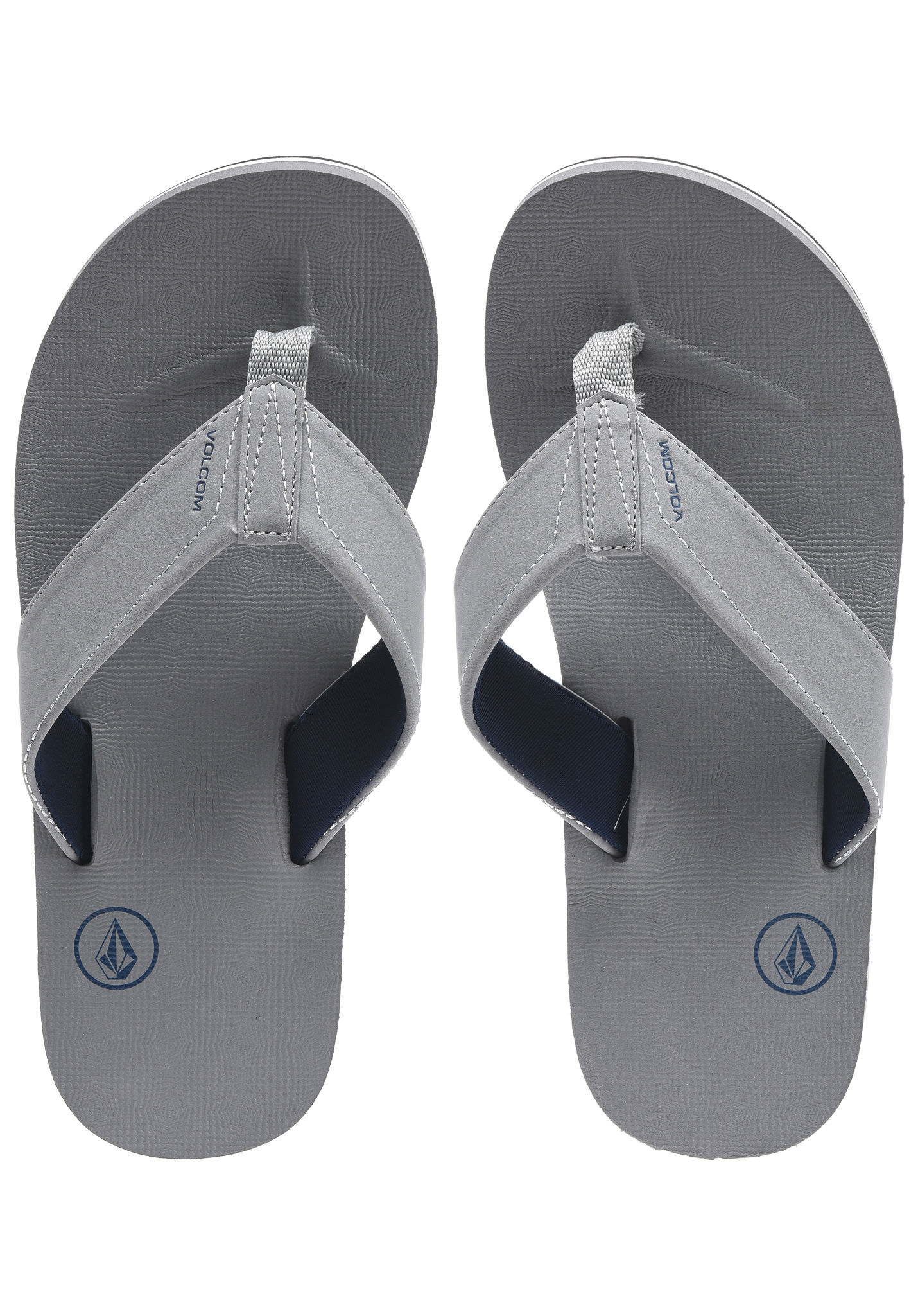 d74085904690a Volcom Victor - Sandals for Men - Grey - Planet Sports