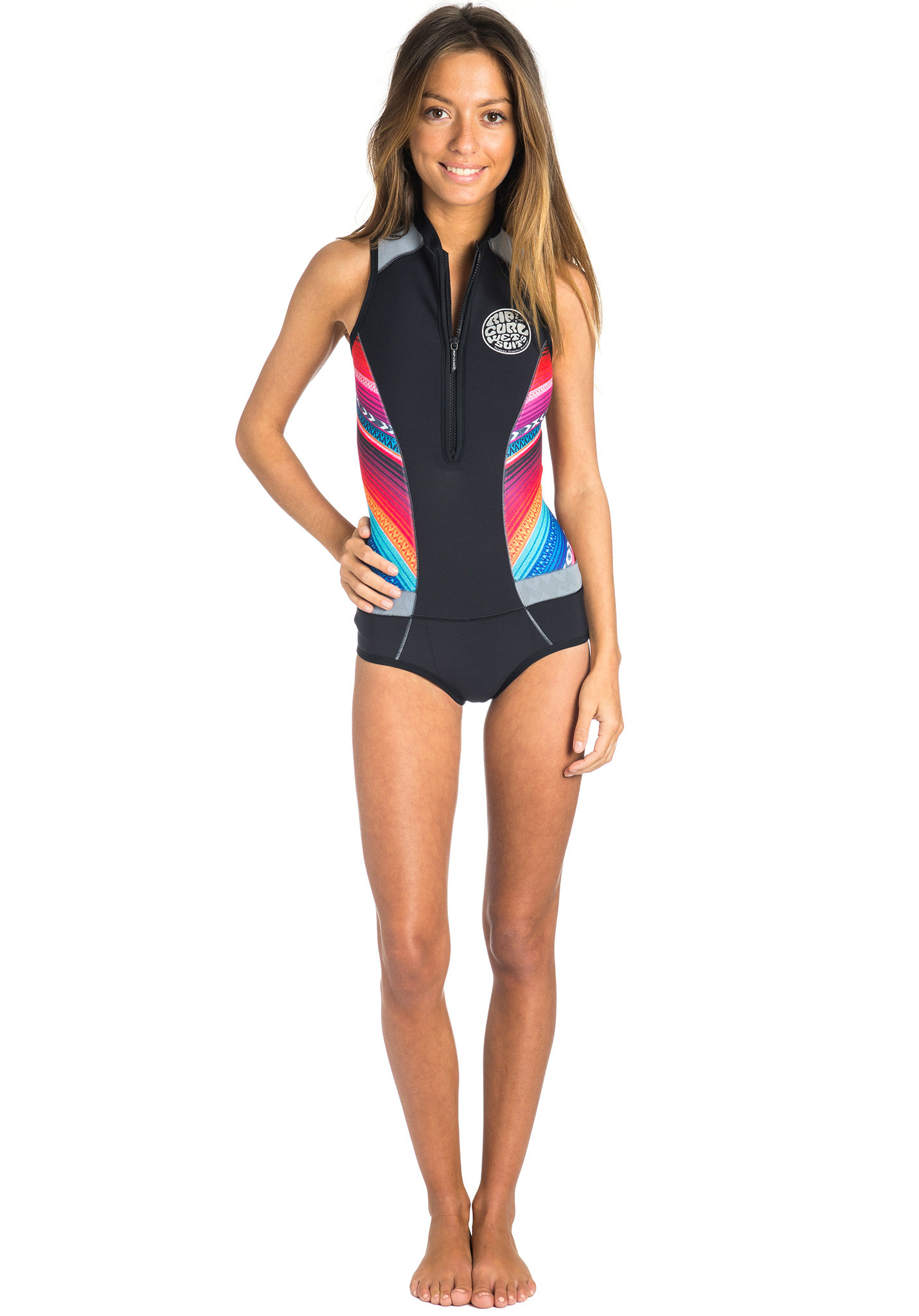 Rip Curl G Bomb S L Bikini Spring - Wetsuit for Women - Black - Planet  Sports af22b1d79