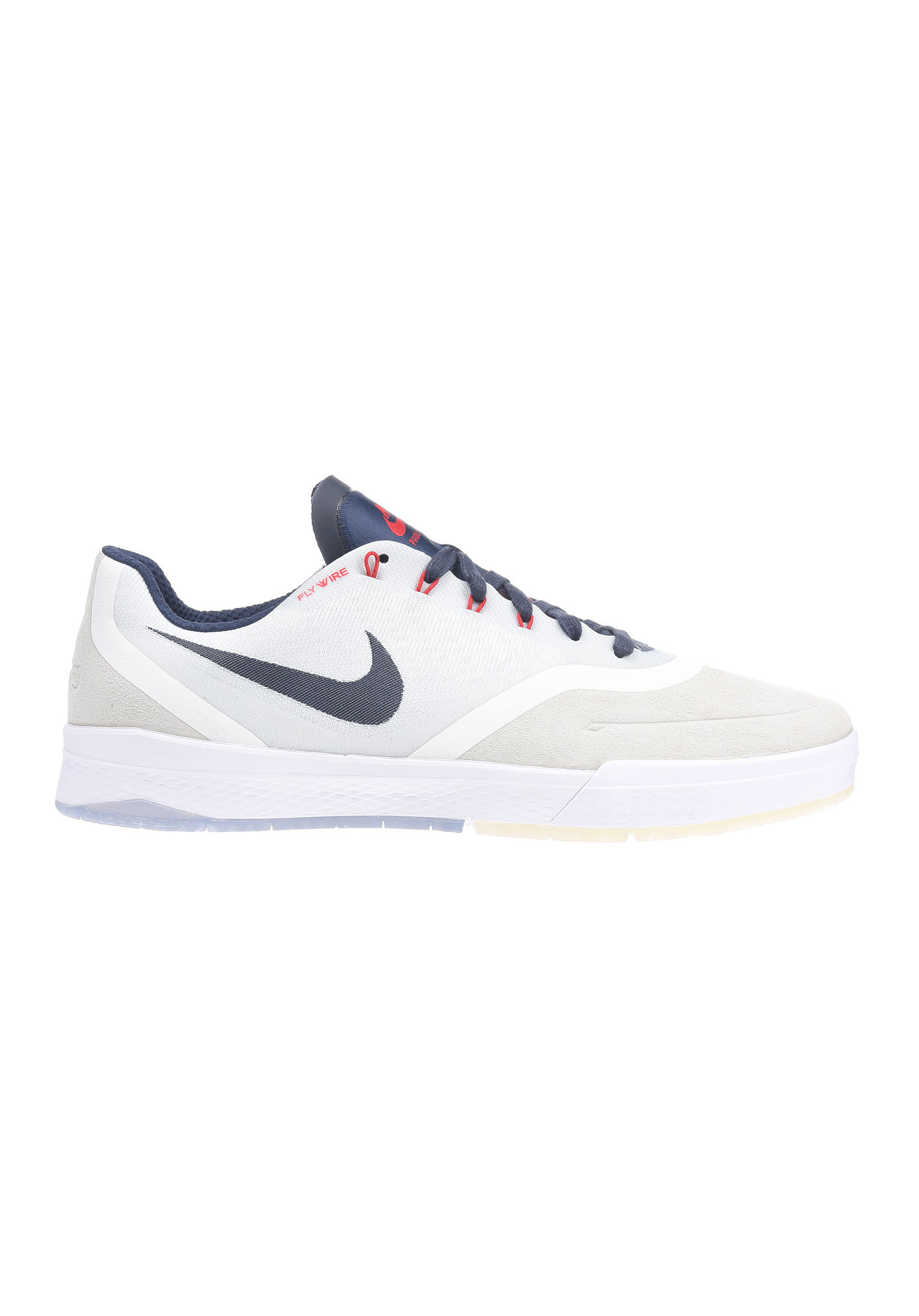 new concept 20272 13bcc NIKE SB Paul Rodriguez 9 Elite - Sneakers for Men - White - Planet Sports
