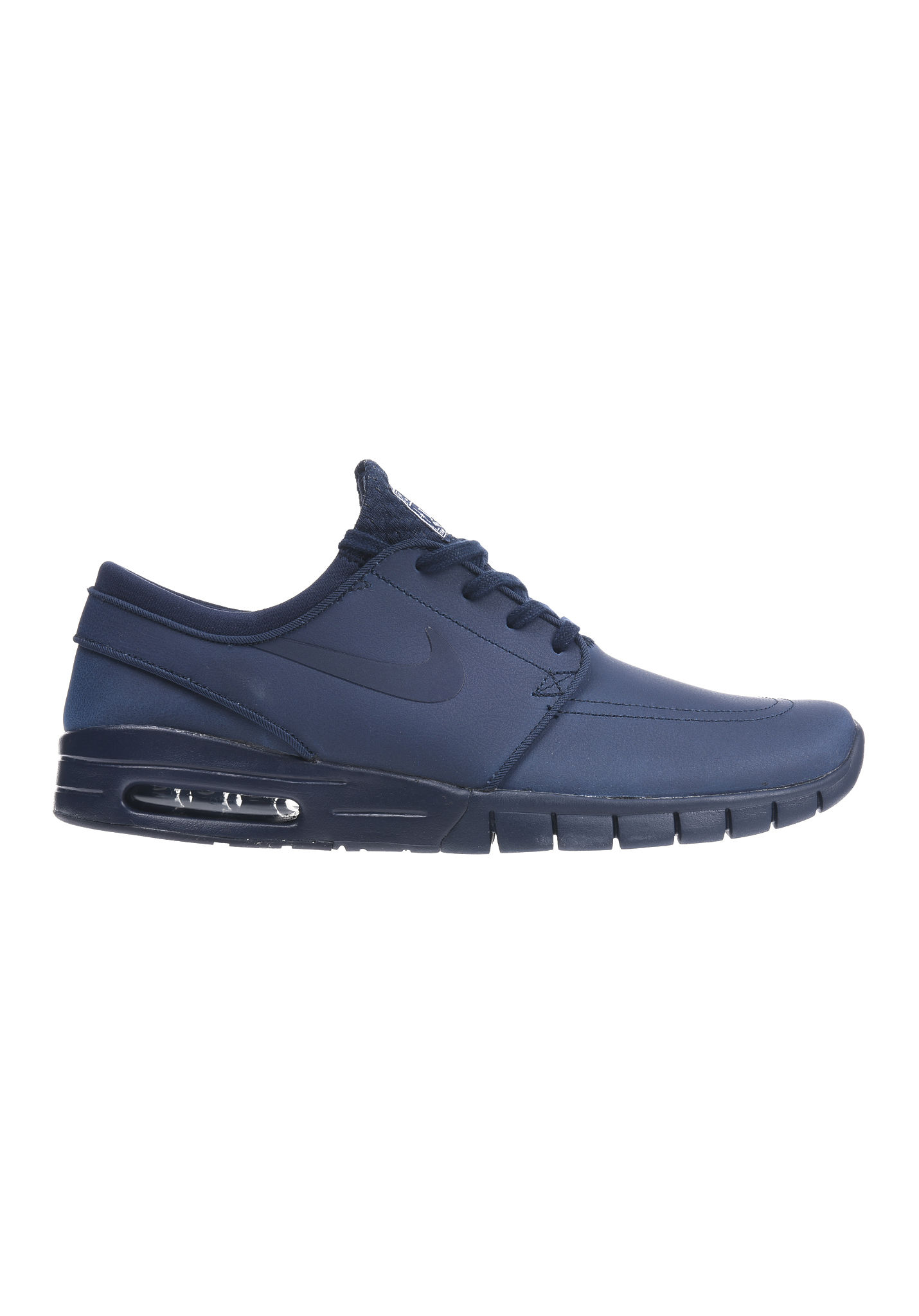 separation shoes 873bf 830ea NIKE SB Stefan Janoski Max L - Sneakers for Men - Blue - Pla