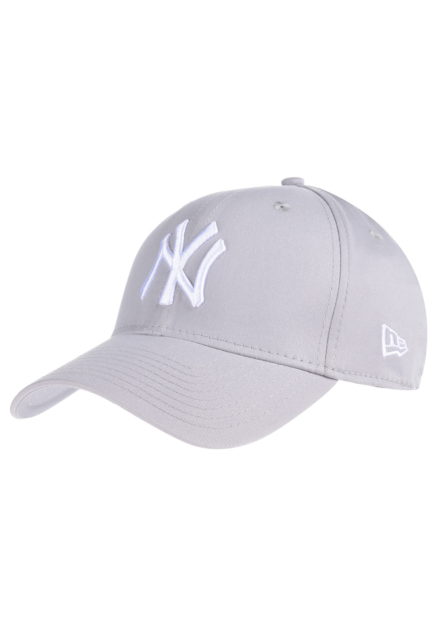 90a1f3f45a36b NEW Era 39Thirty New York Yankees - Gorra de ajuste flexible - Gris -  Planet Sports