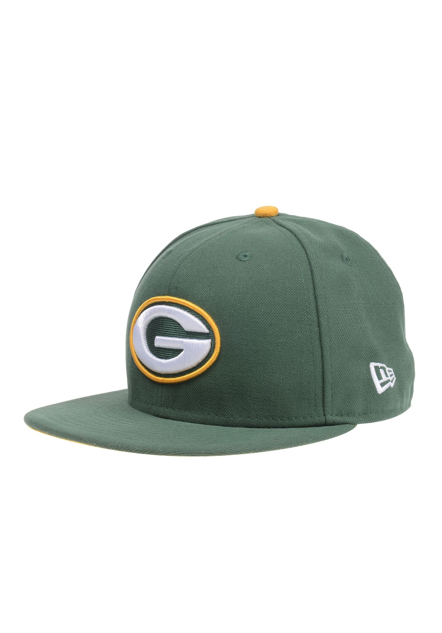 9a62561d1d3b4 NEW Era 59Fifty Green Bay Packers - Fitted Cap - Green - Planet Sports