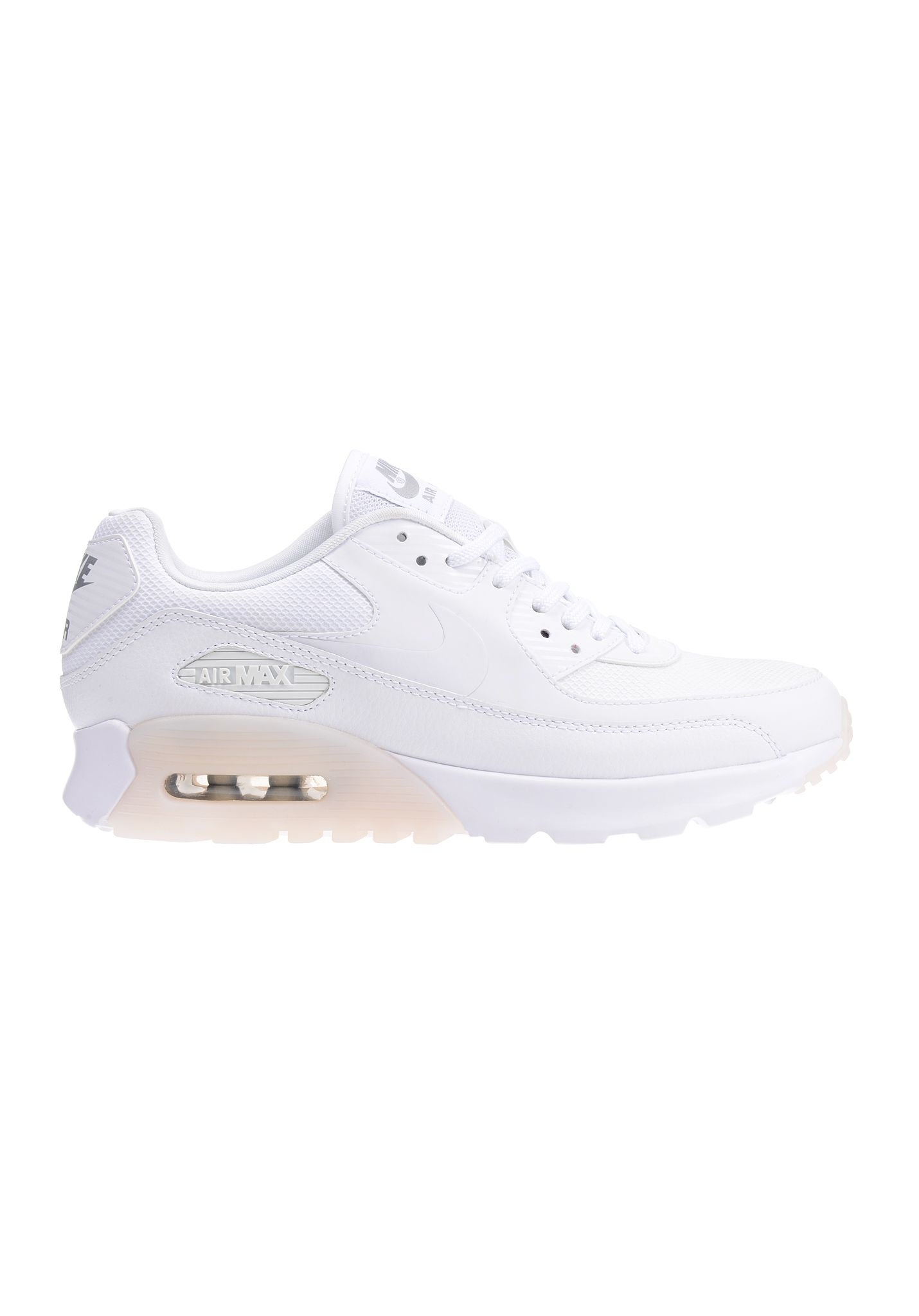 super popular 2835c eee77 ... NIKE SPORTSWEAR Air Max 90 Ultra Essential - Zapatillas para Mujeres -  Blanco - Planet Sports ... 724981 100 ...