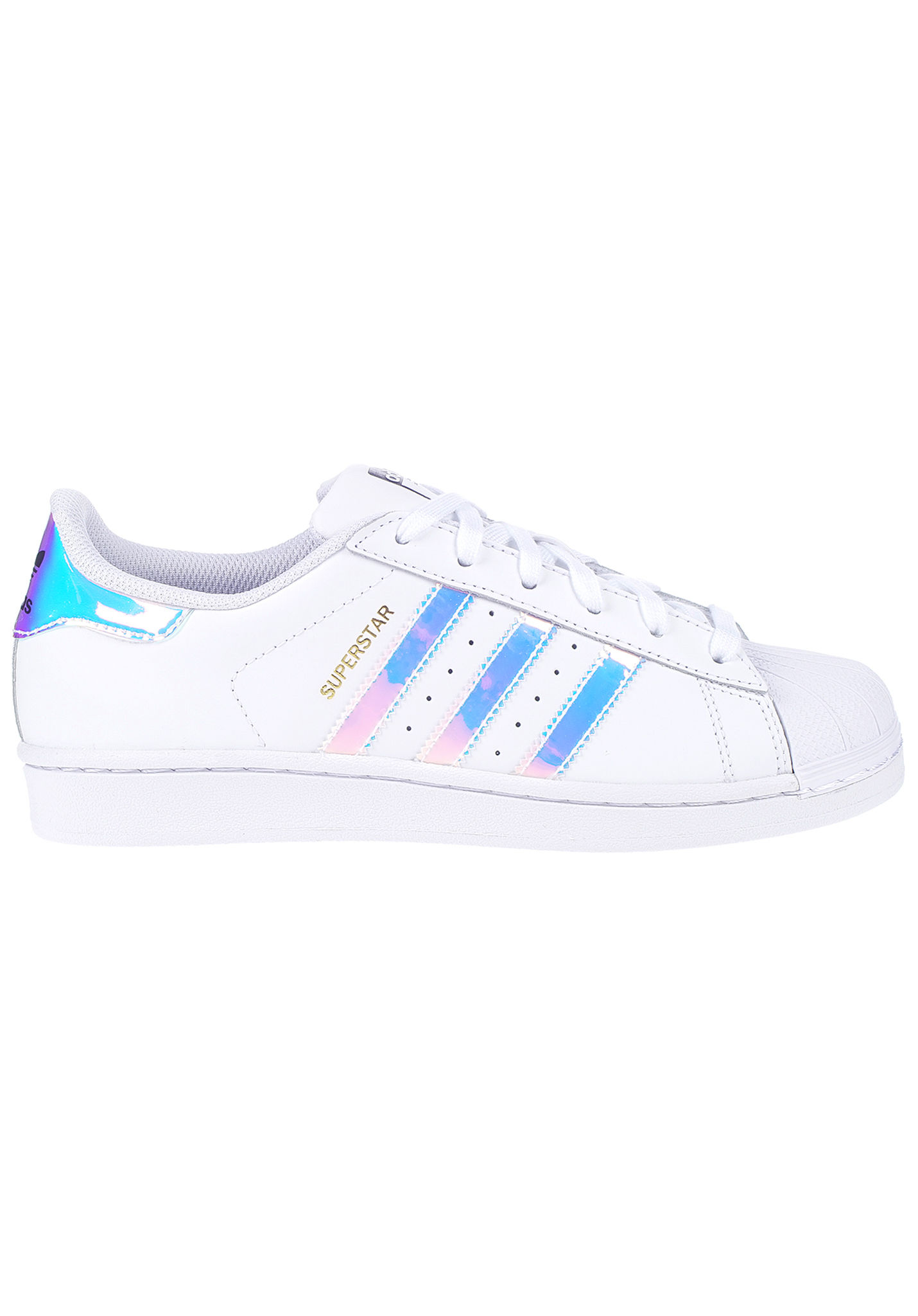 plus de photos 62b83 b360f Adidas Superstar Irisé Femme ChaussureAdidasonlineoutlet.fr