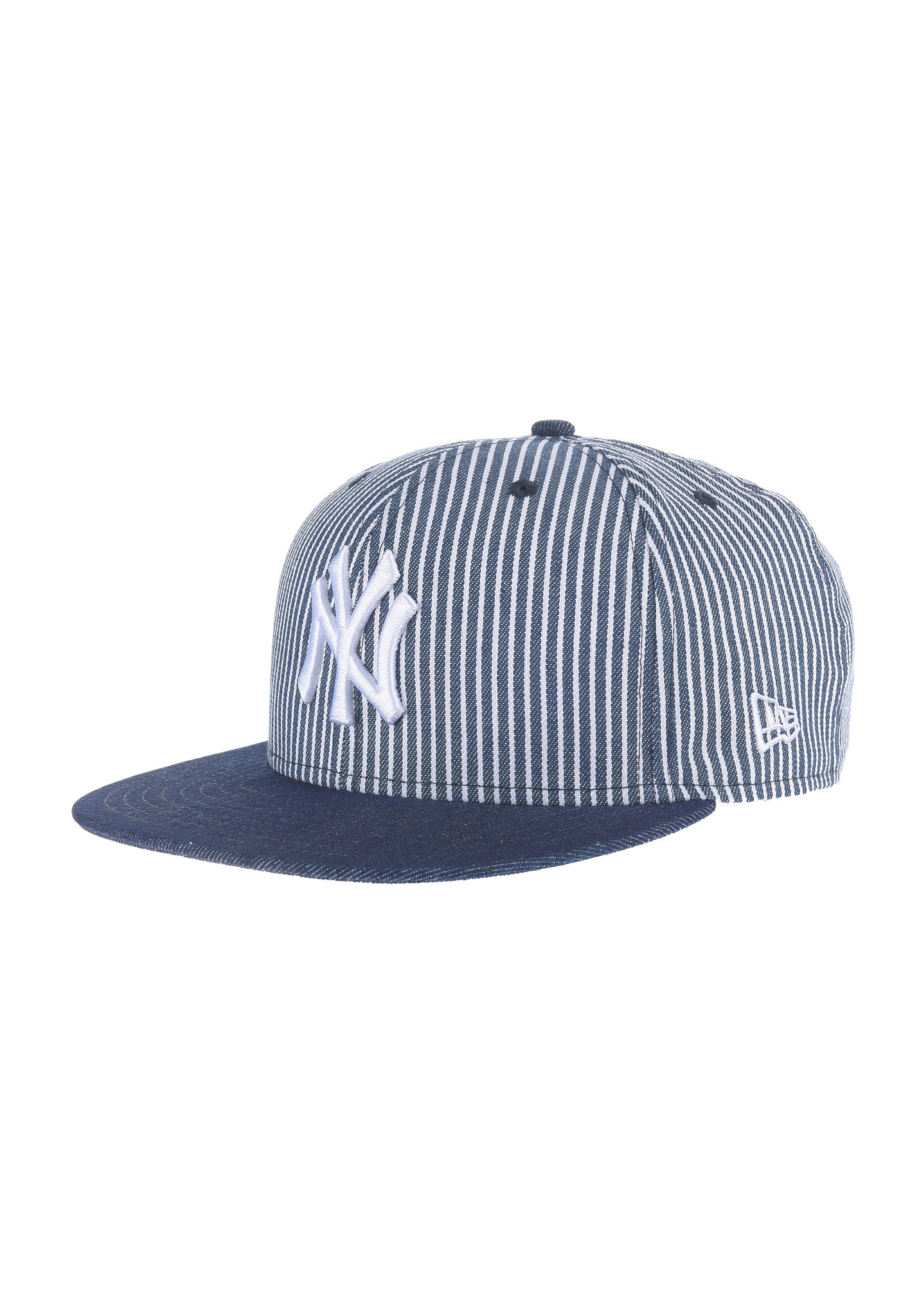 34d9fb42f1f53 NEW Era Pinstripe Strap New York Yankees - Snapback Cap - Blue - Planet  Sports