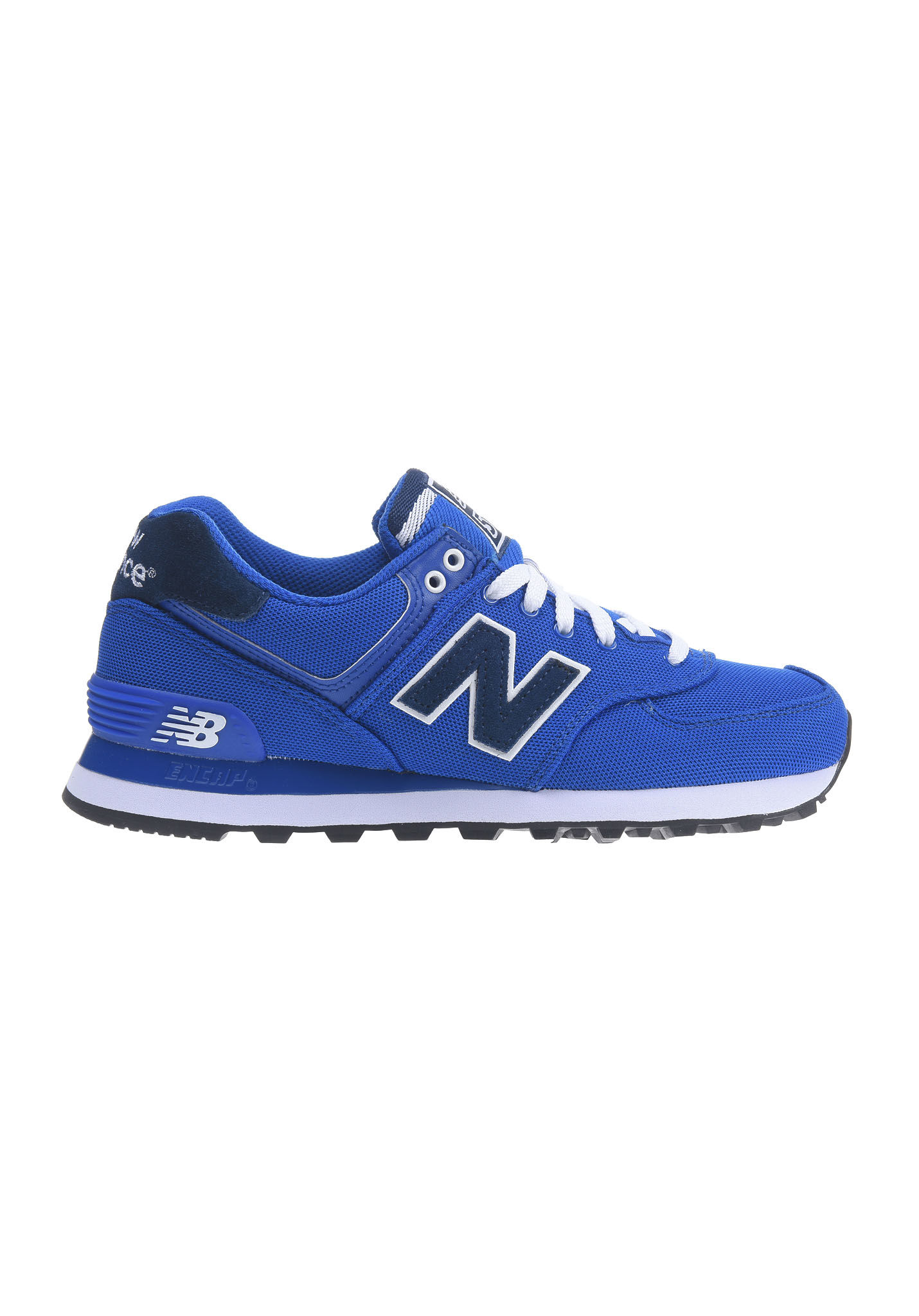 6e6a269501a NEW BALANCE ML574 D - Sneakers for Women - Blue - Planet Sports