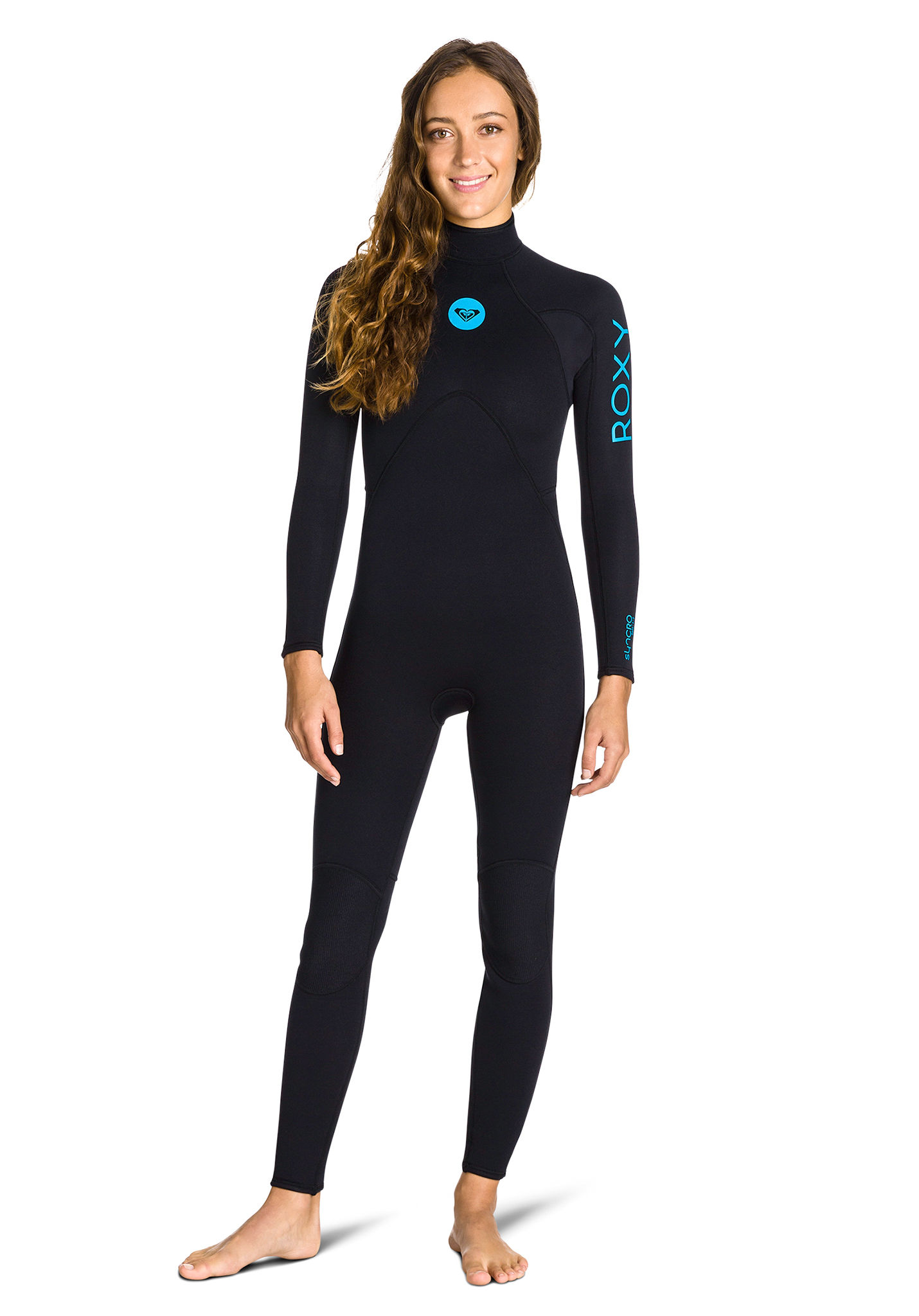 6005afb314 Roxy Syncro Base 5/4/3mm Back Zip - Wetsuit for Women - Black