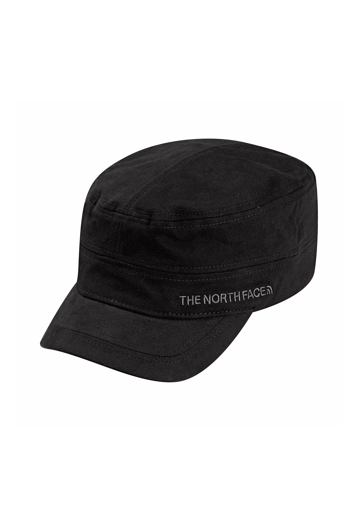 7c691f2d THE NORTH FACE Logo Military - Cap - Black - Planet Sports