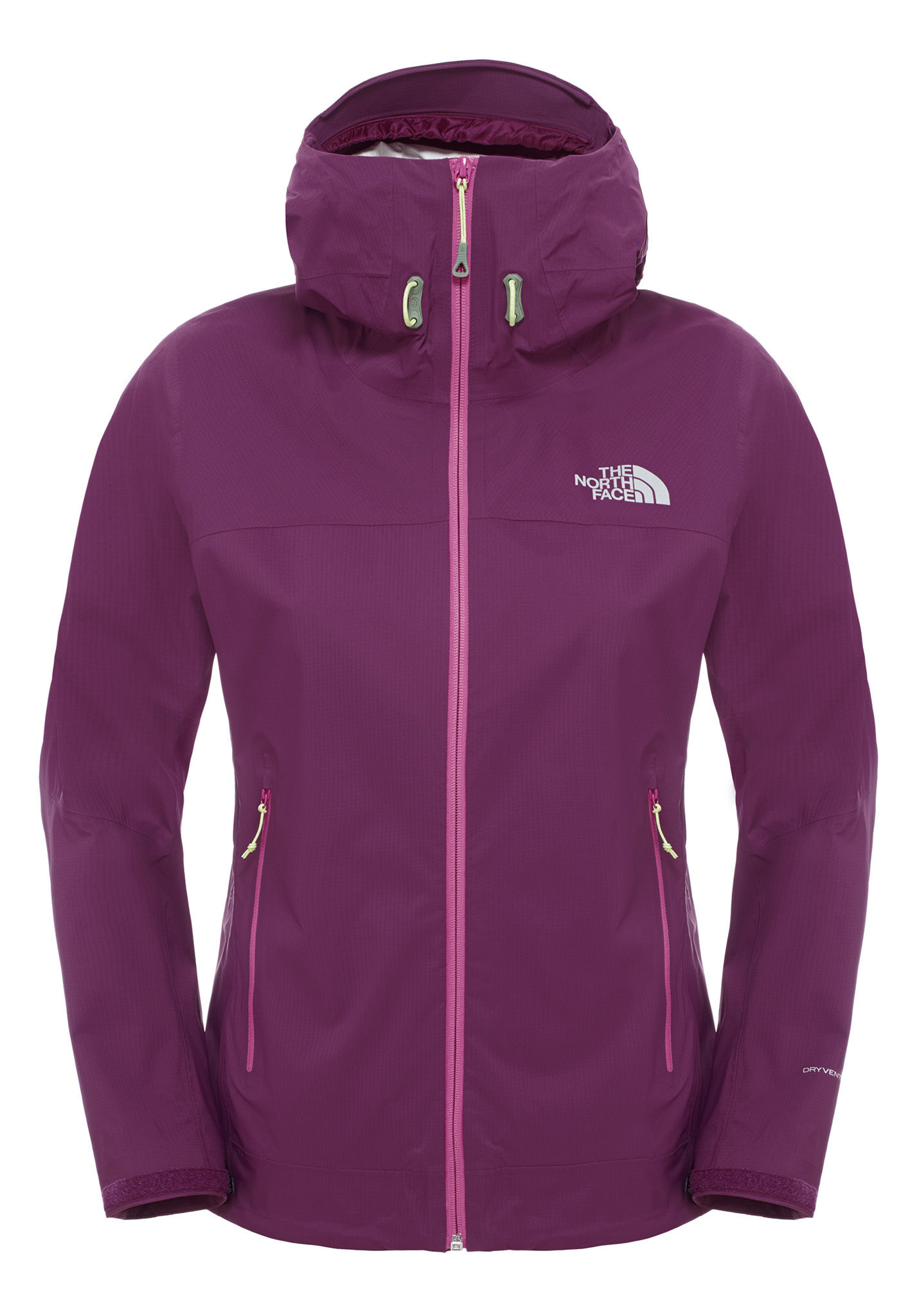 9540cff4a8 THE NORTH FACE Diad - Functional Jacket for Women - Purple - Planet Sports  ...