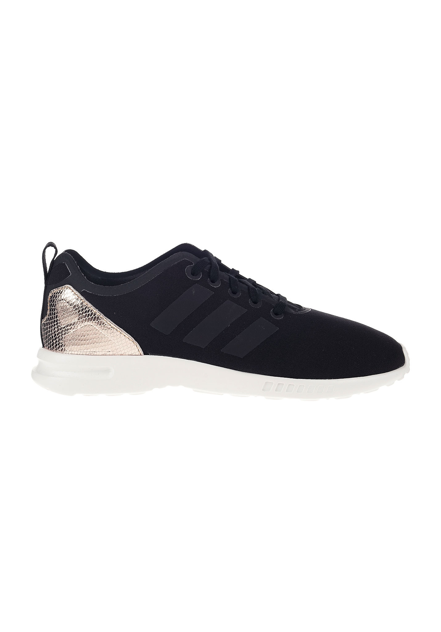 739bc1ad8630 ADIDAS ZX Flux ADV Smooth - Sneakers for Women - Black - Planet Sports