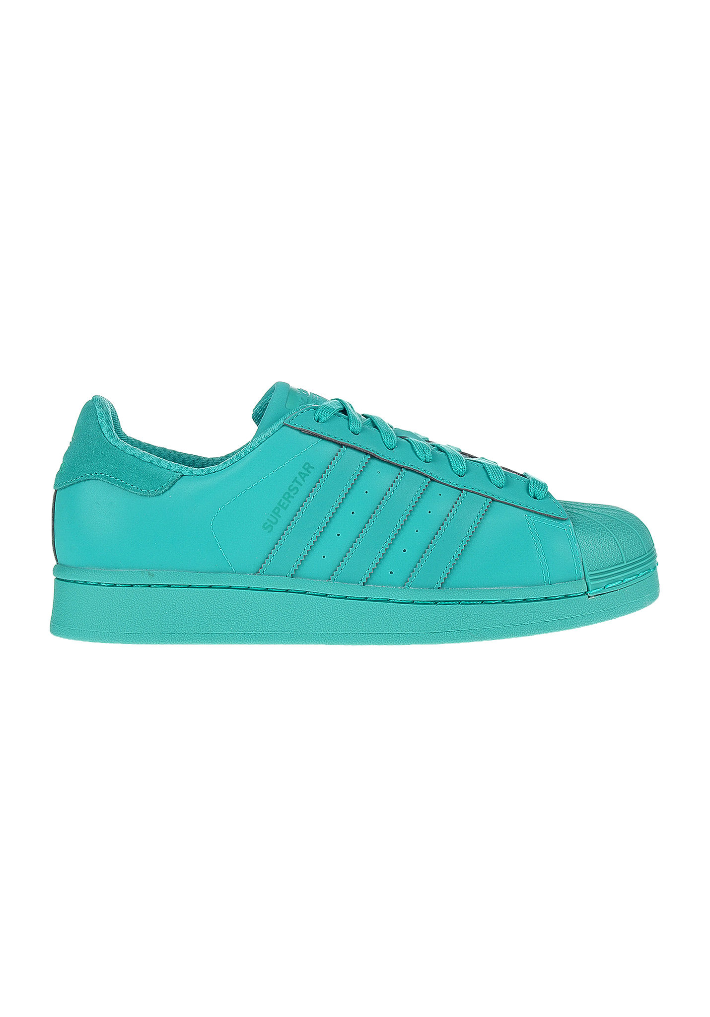 Adidas Superstar In Grün