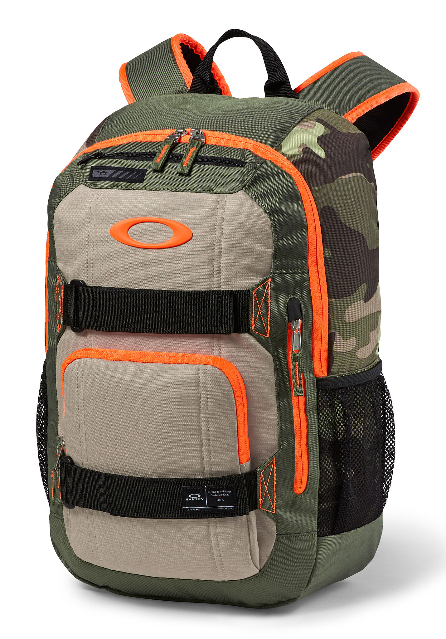 OAKLEY Enduro 22 - Backpack for Men - Green - Planet Sports 8f94b5edeb