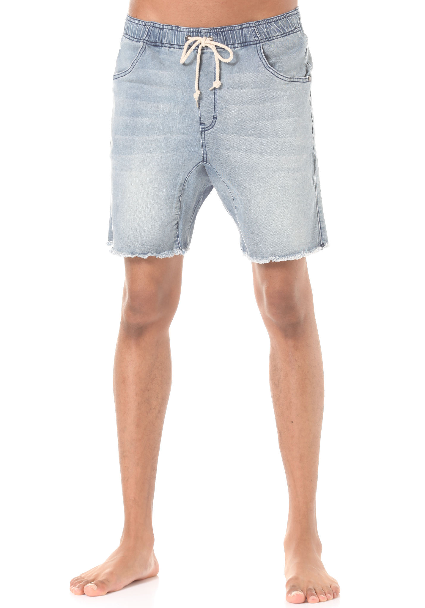 Rusty Baller Denim - Shorts for Men - Blue - Planet Sports