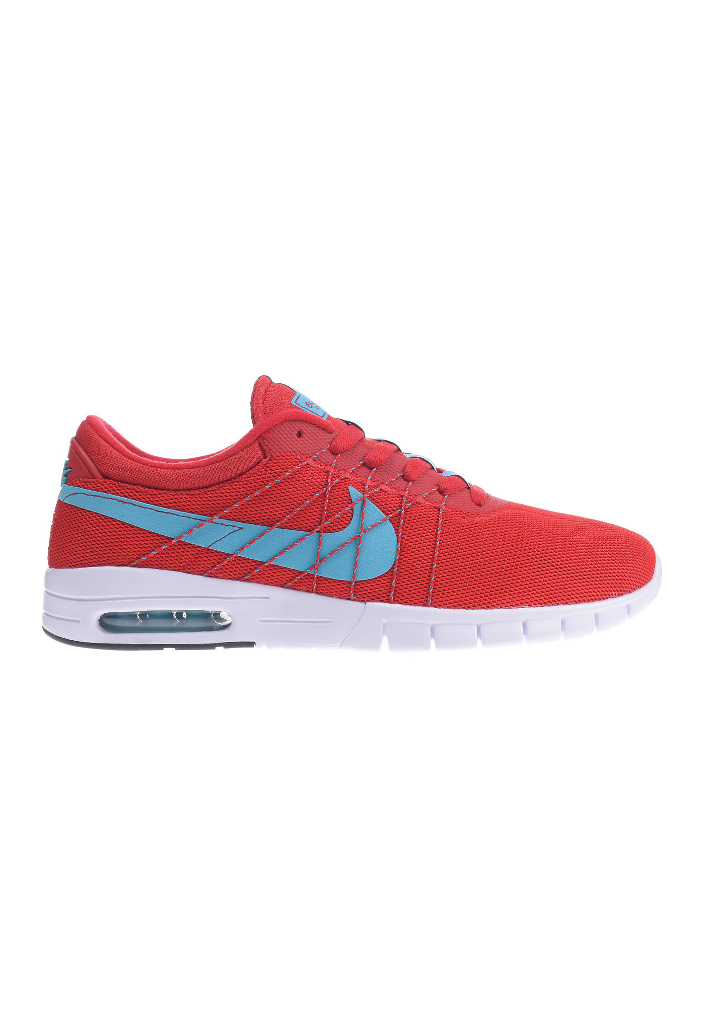 b338af0fa9aa NIKE SB Koston Max - Sneakers for Men - Red - Planet Sports