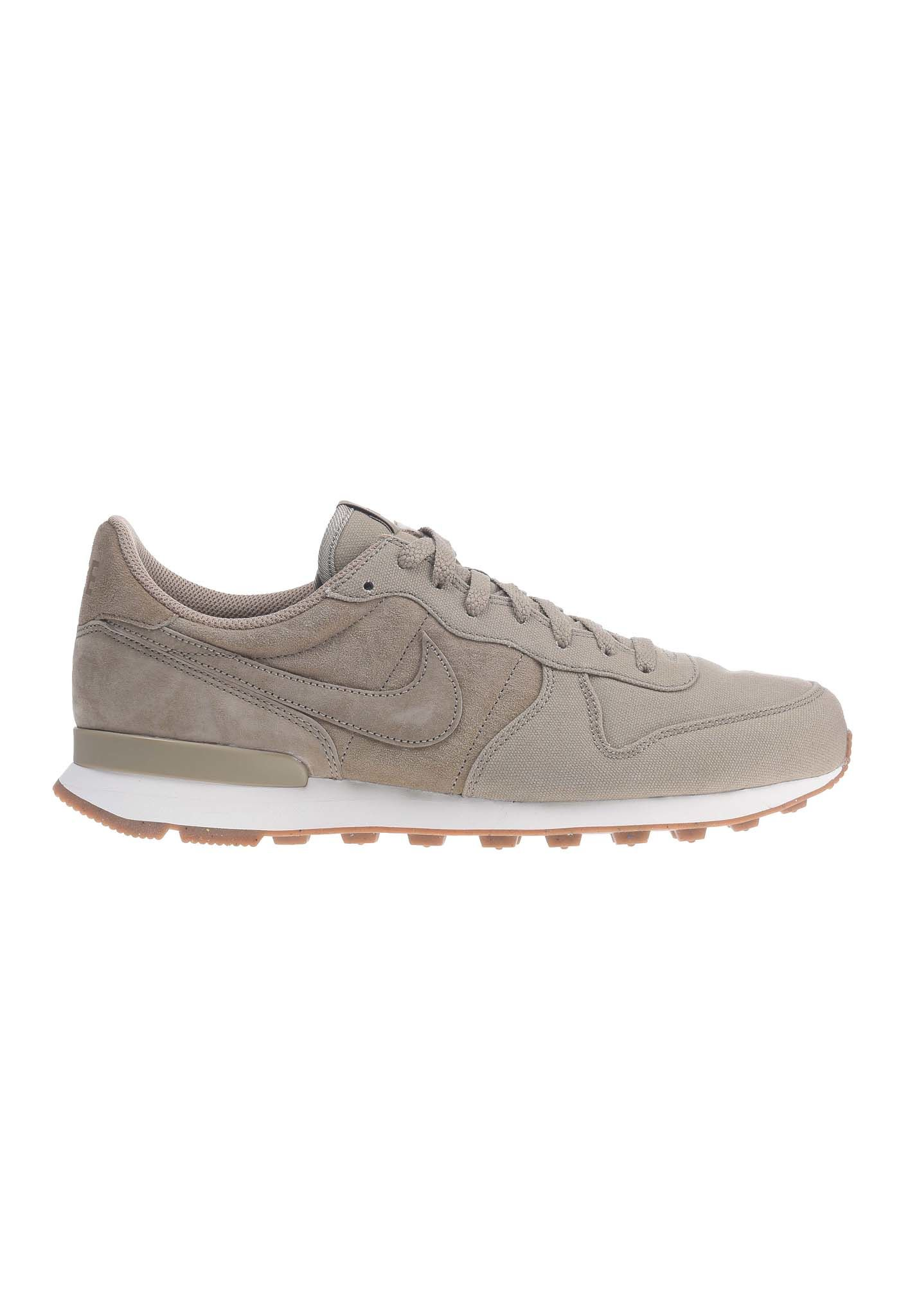 Premium internationalist sneakers Nike