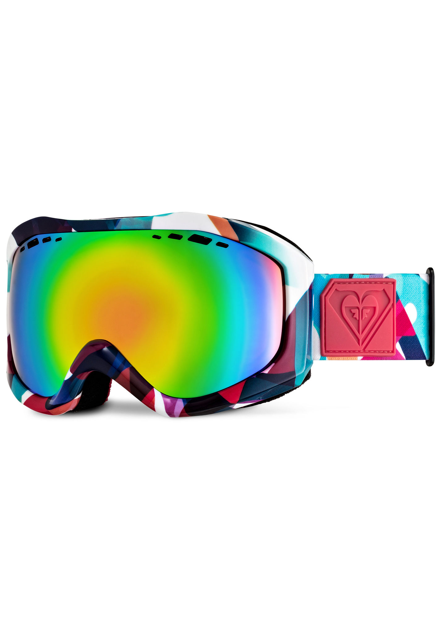 957fe3b321e Roxy Sunset Art Series - Gafas de ventisca para Mujeres - Blanco - Planet  Sports