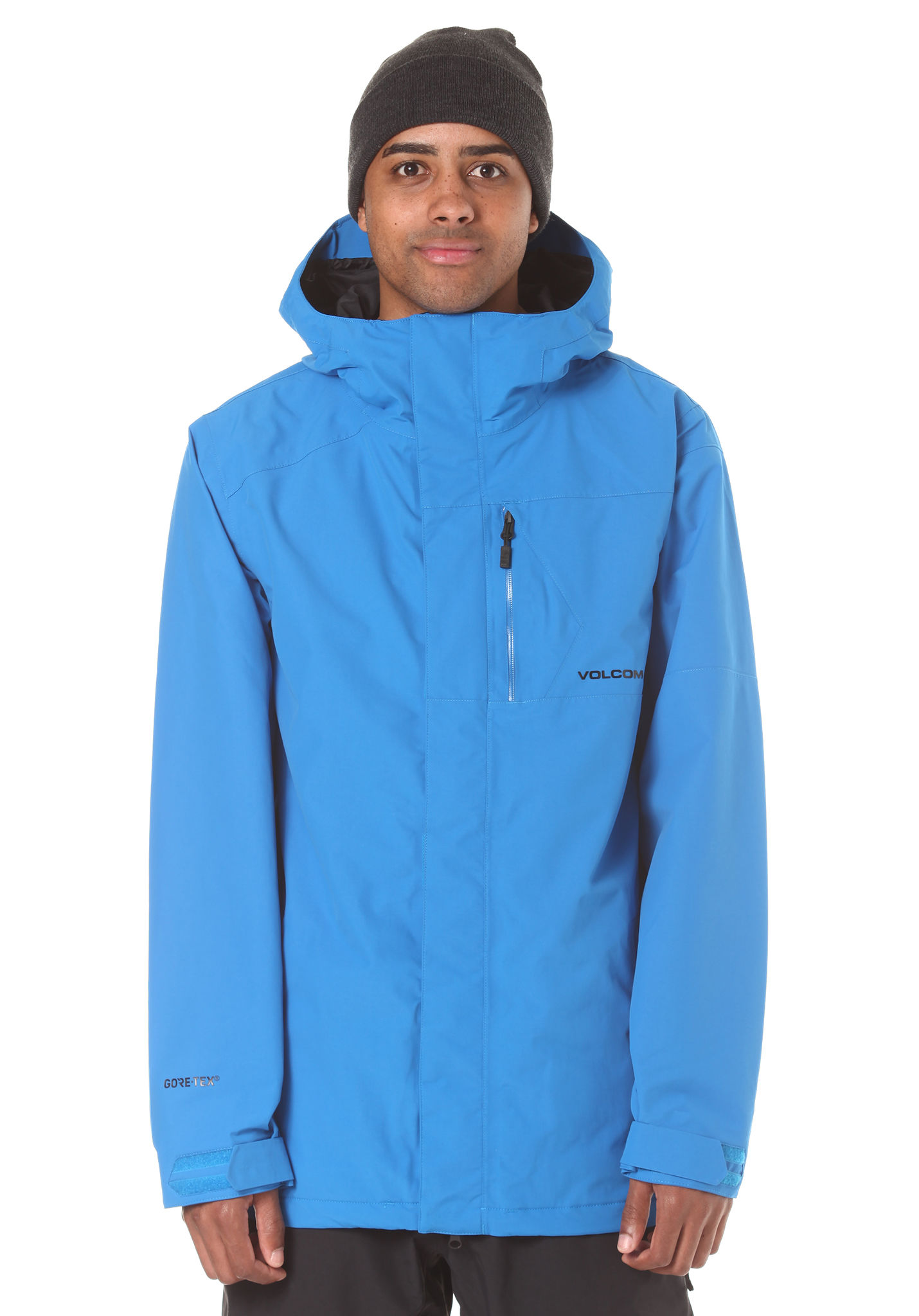 online store 9a440 db237 Volcom L Gore-Tex - Snowboard Jacket for Men - Blue