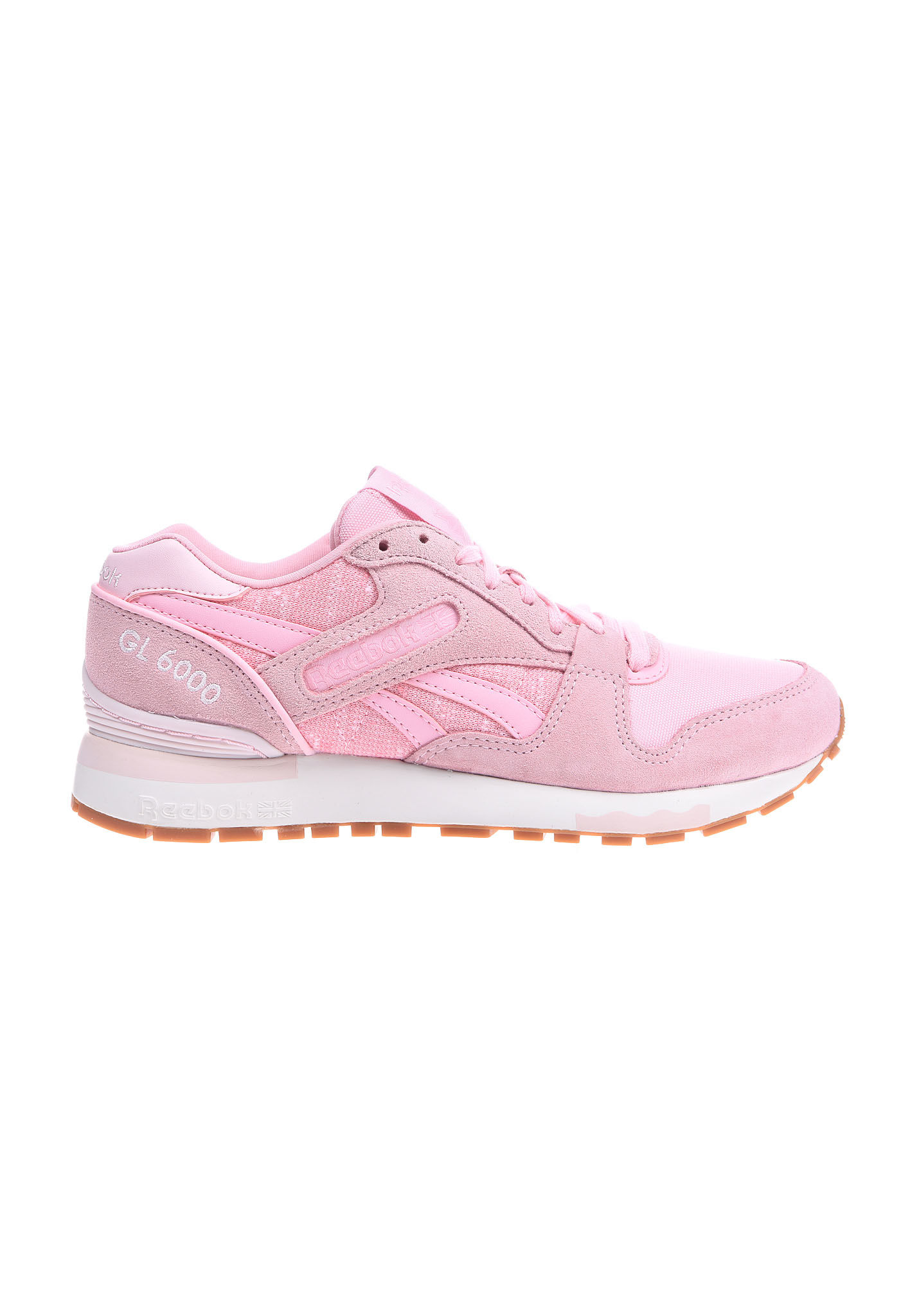 affecc30a170 ... Pale Daim Reebok GL 6000 WR - Baskets pour Femme - Rose - Planet Sports  ...