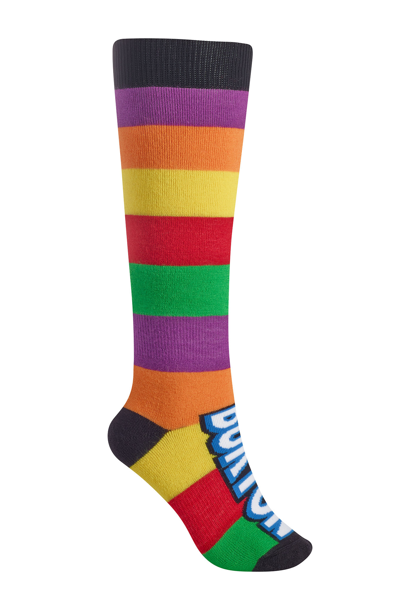 - Burton Party - Snowboard Socks For Women - Multicolor - Planet Sports