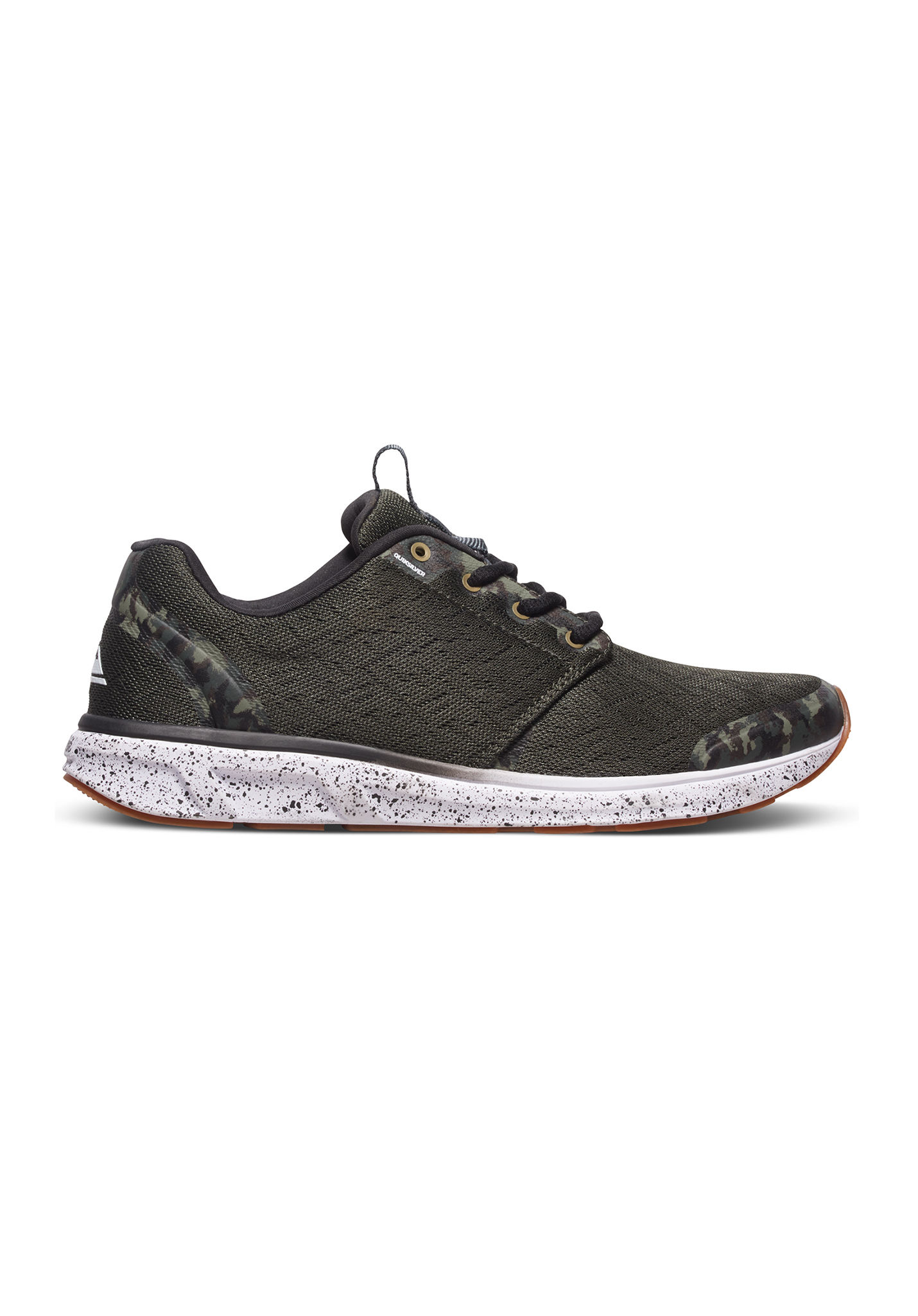 b1e437d9 Quiksilver Voyage Deluxe - Sneakers for Men - Green - Planet Sports
