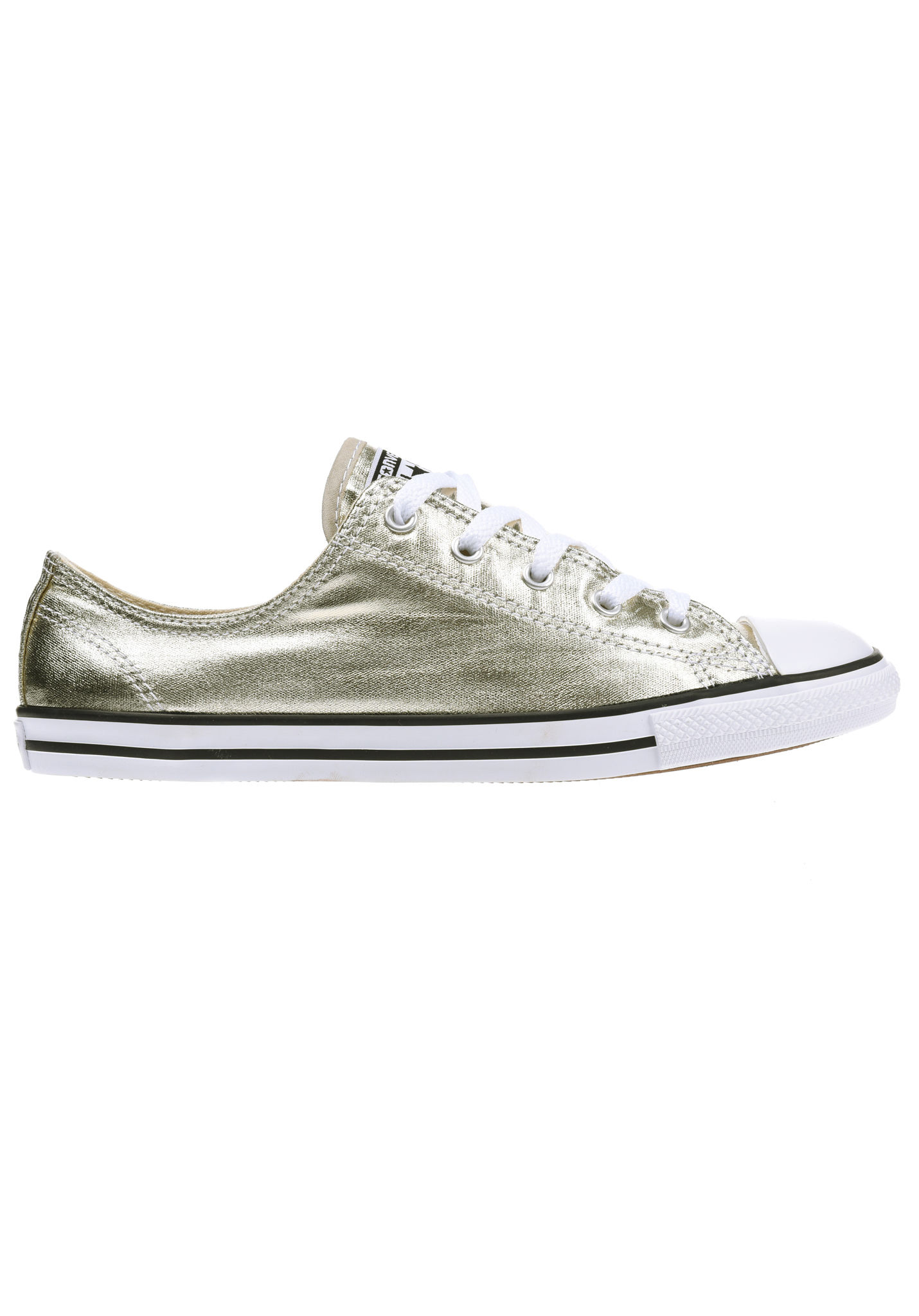 5219a002b57c Converse Chuck Taylor All Star Dainty Ox - Sneakers for Women - Gold -  Planet Sports