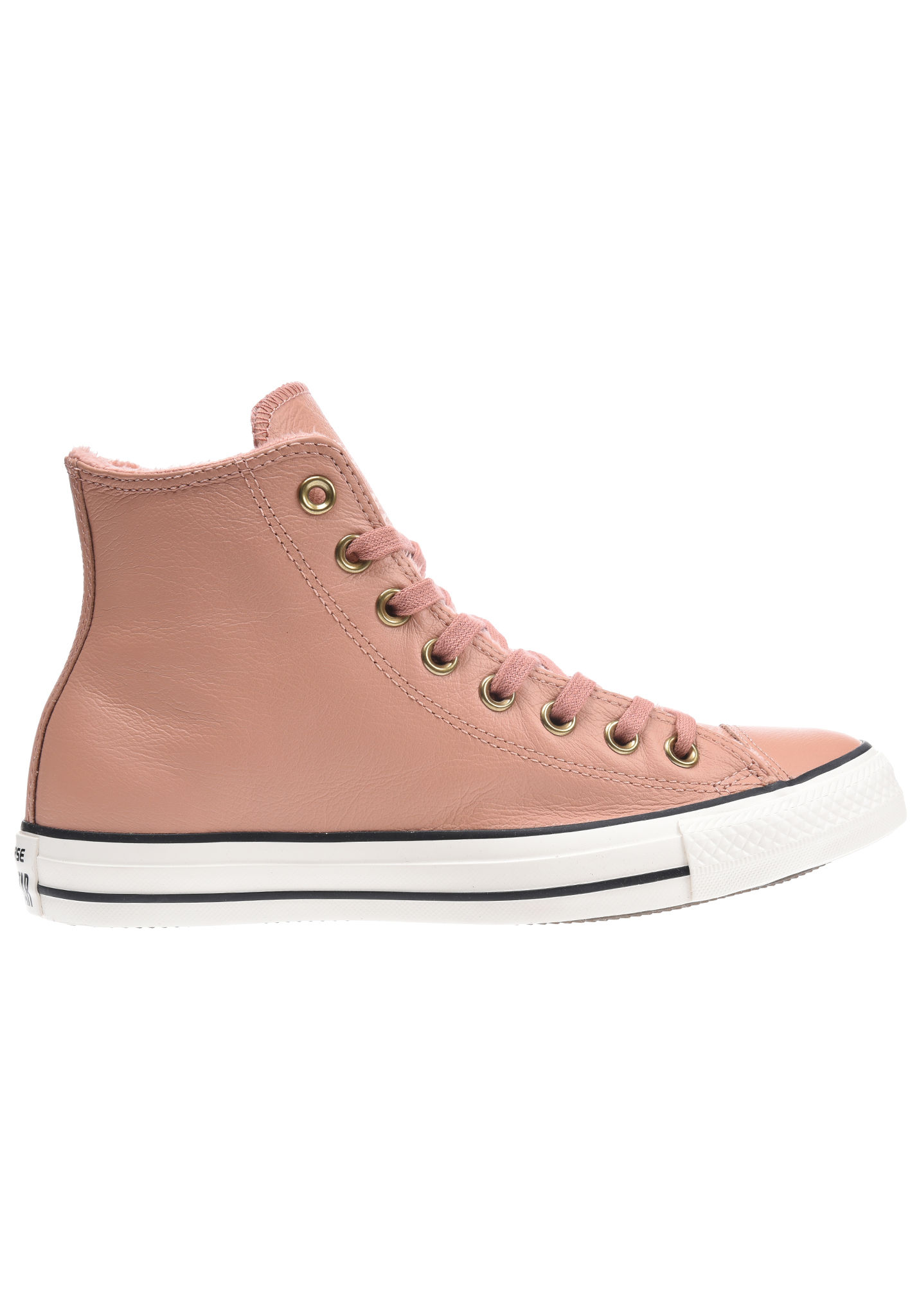 6803f6f0bf36 Converse Chuck Taylor All Star Winter Knit+Fur Hi Lthr - Sneakers for Women  -
