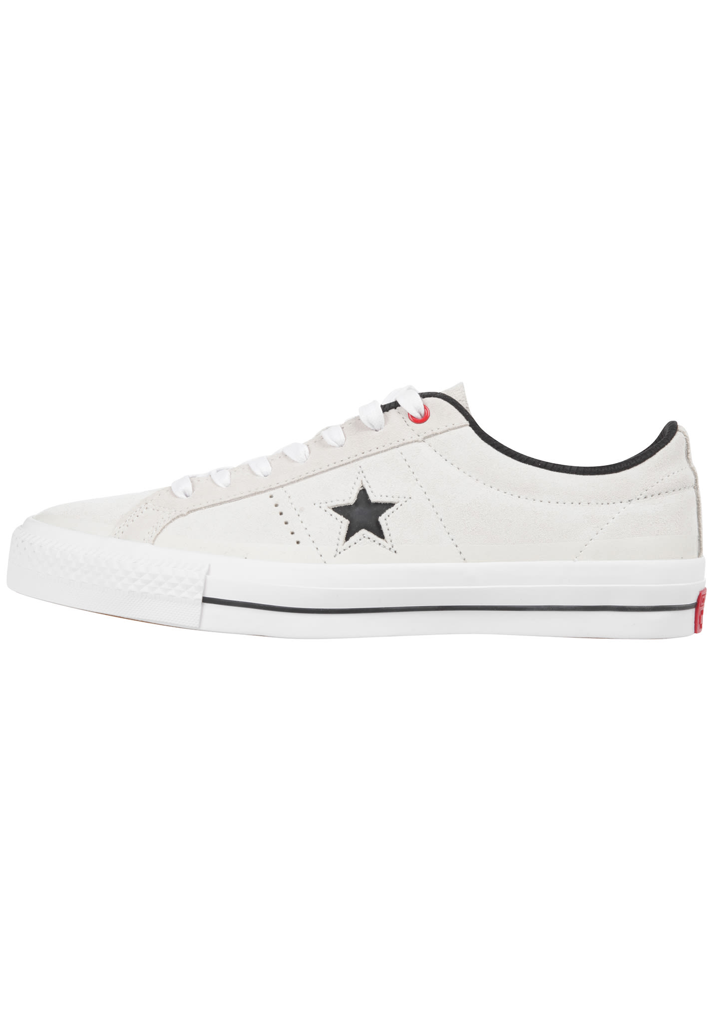 71f9ec04c8a314 Converse One Star Pro Suede Ox - Sneakers - White - Planet Sports