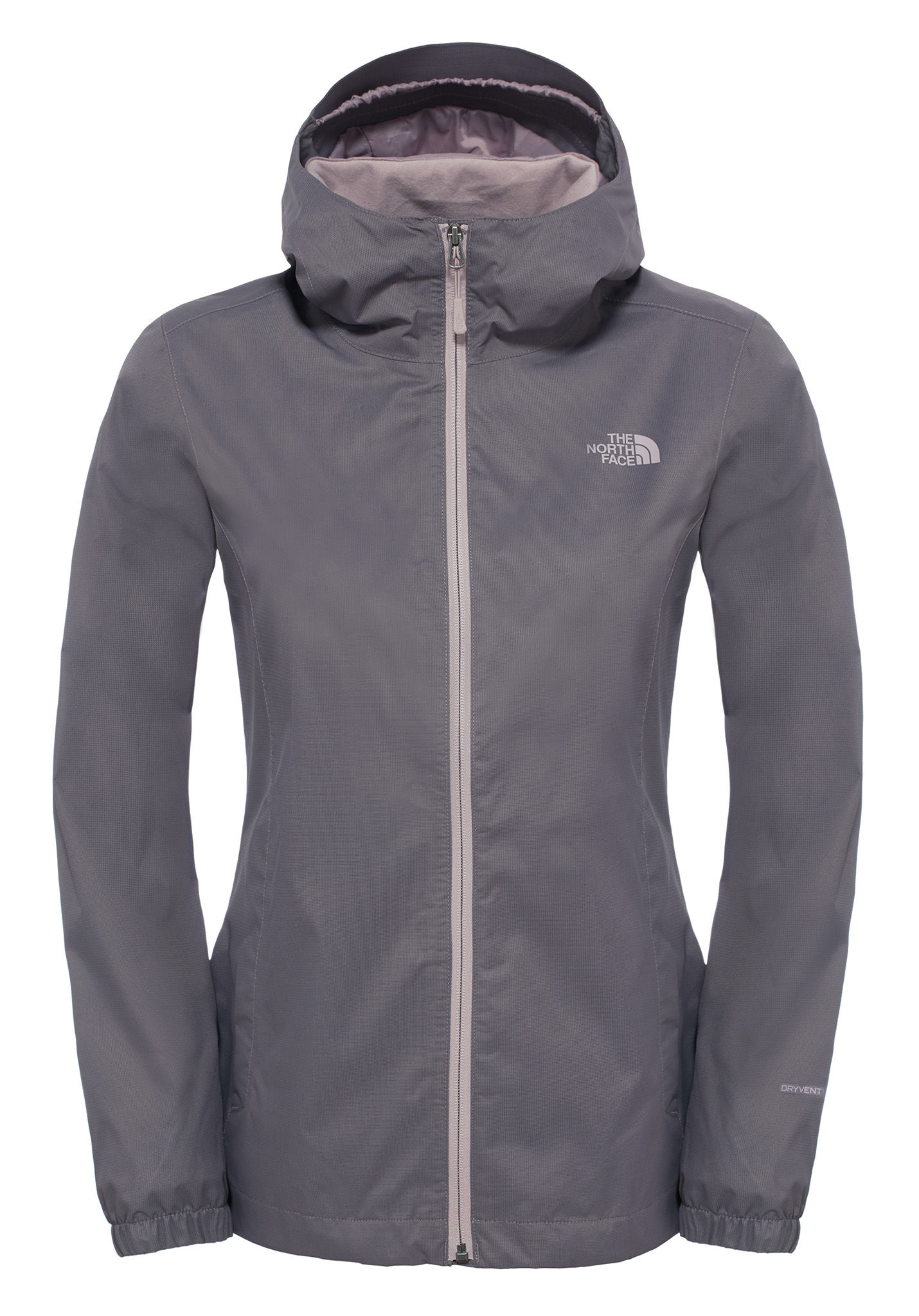 ... size 40 1bda4 4eff4 THE NORTH FACE Quest - Jacket for Women - Grey -  Planet ... cb5296a8f
