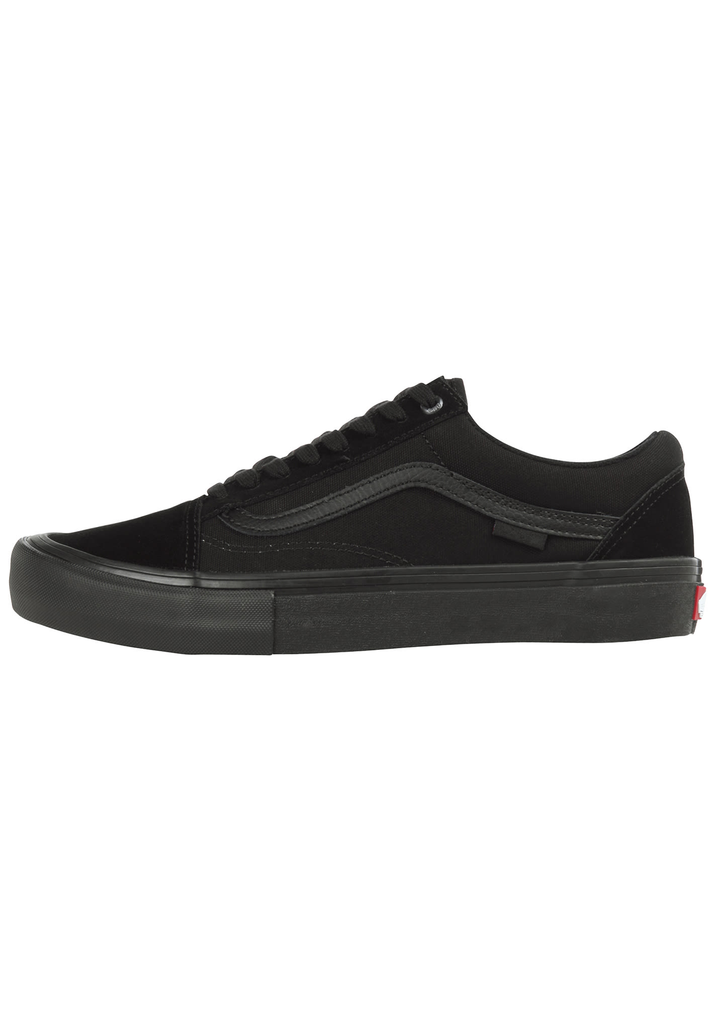 Vans Old Skool Pro Sneaker Für Herren Schwarz Planet Sports