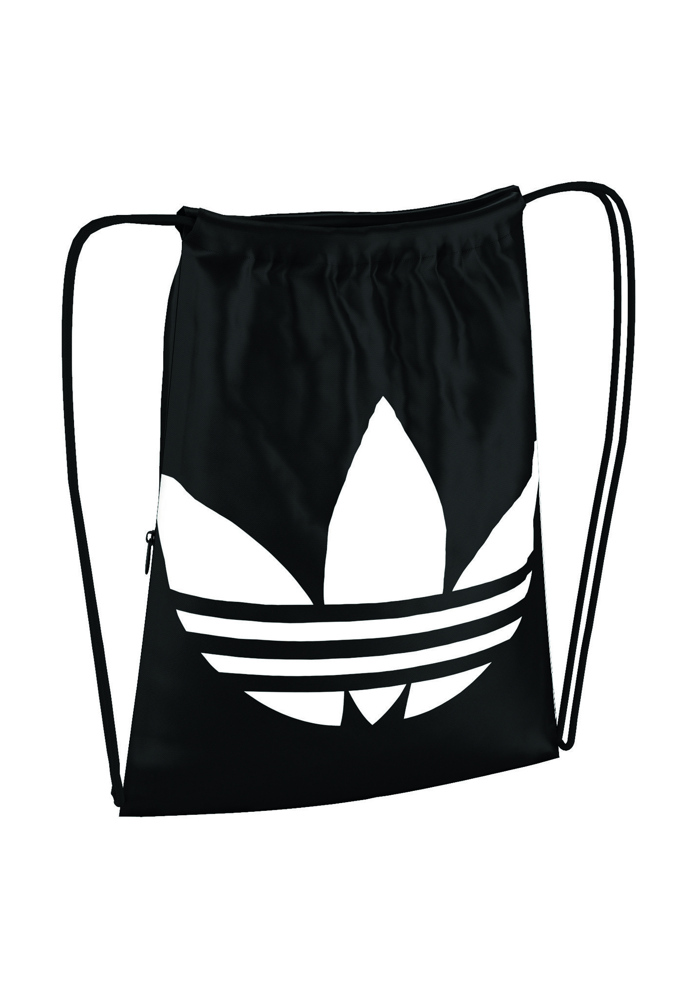0c9734789caa ADIDAS ORIGINALS Trefoil - Gym Bag - Black - Planet Sports