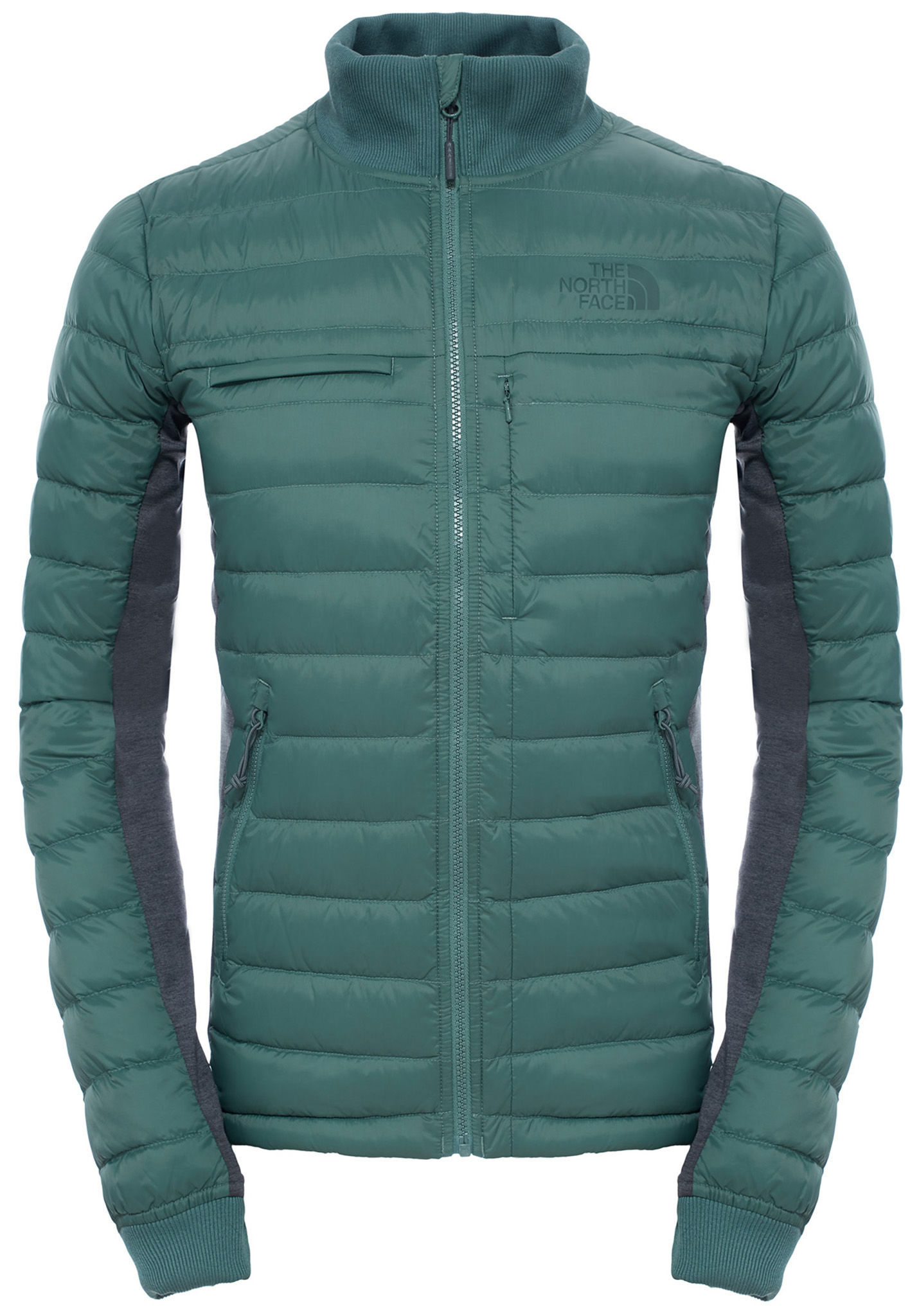 e9b94cdd5940 THE NORTH FACE Denali Crimpt - Functional Jacket for Men - Green - Planet  Sports