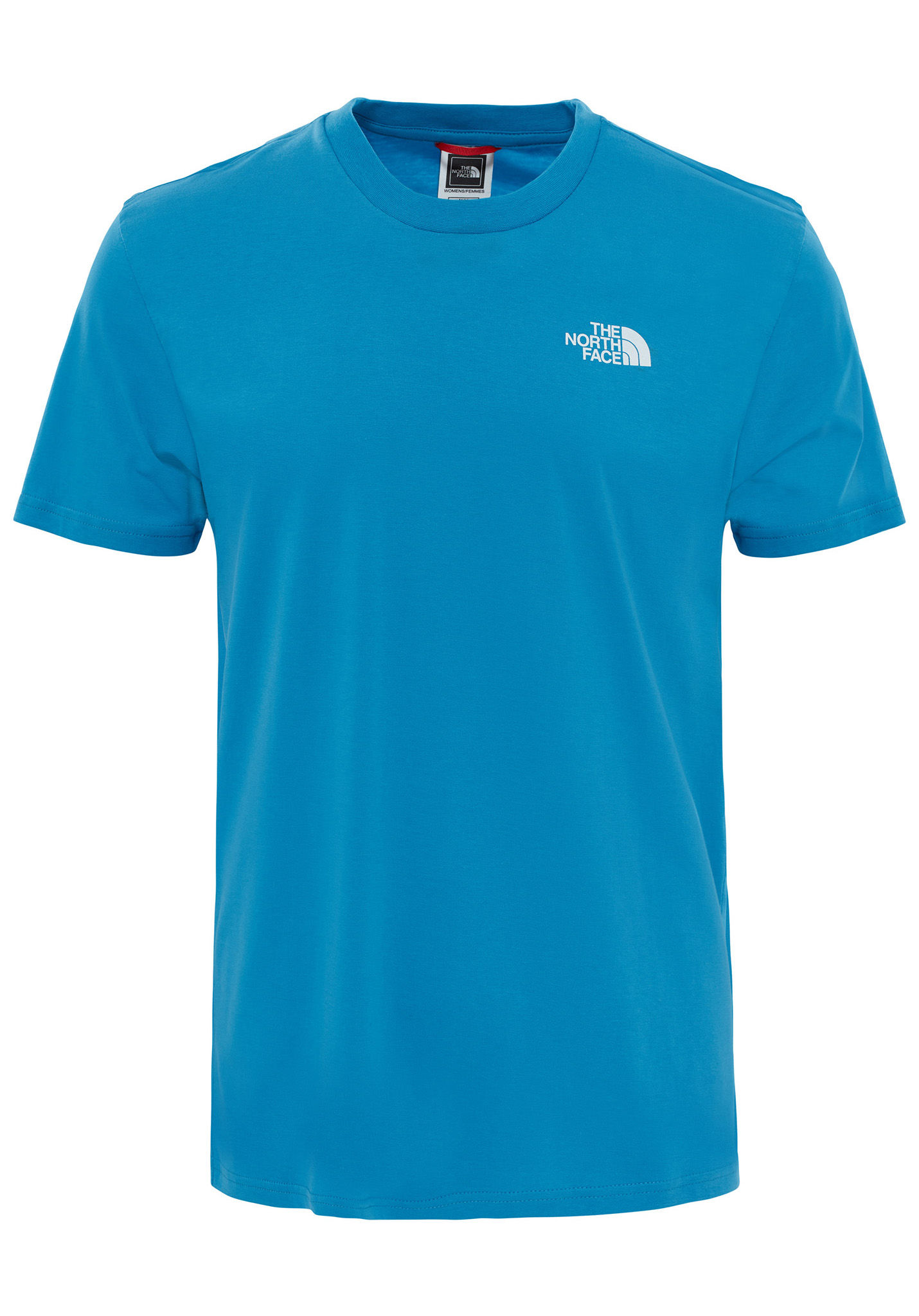 760777212e1c THE NORTH FACE Simple Dome - T-Shirt for Men - Blue - Planet Sports