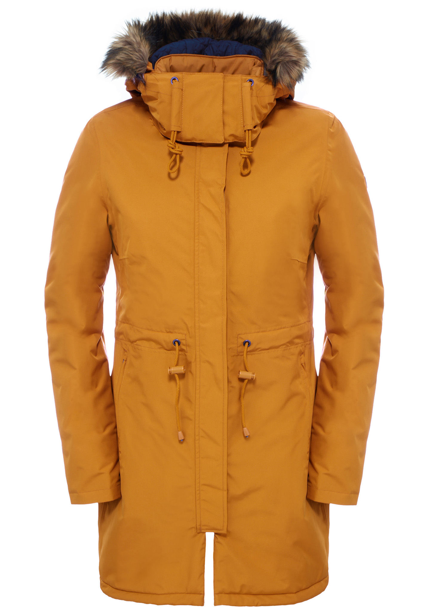 The North Face Suzanne Triclimate Trench Coat Blue