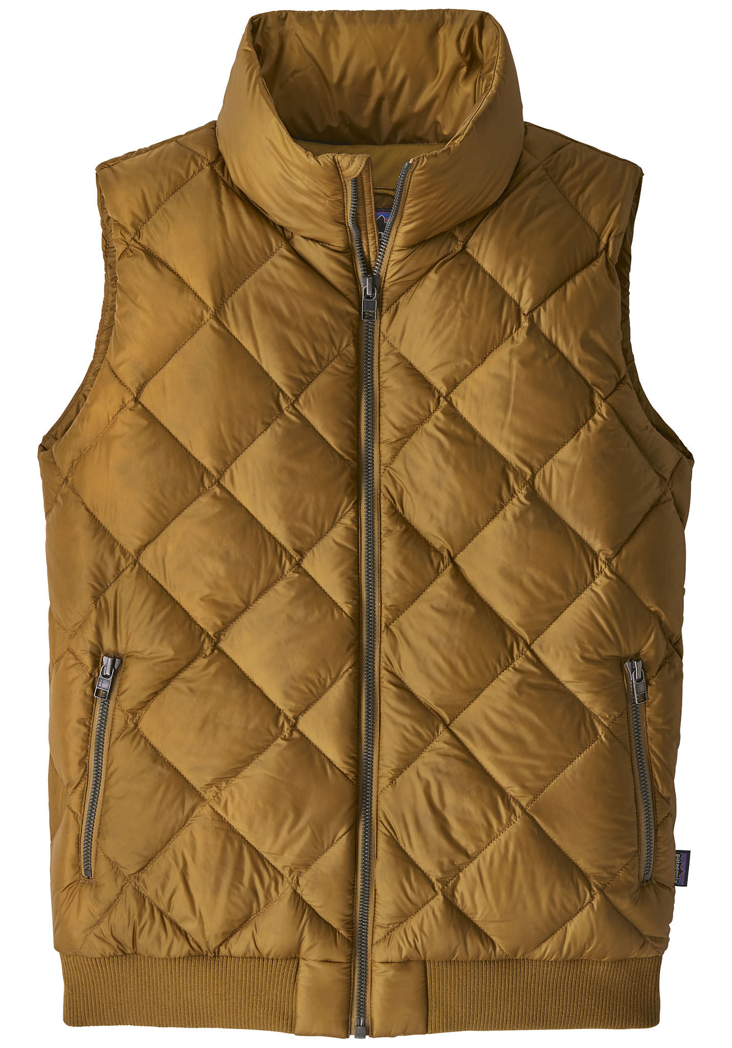 44a01afde7b PATAGONIA Prow Bomber - Vest for Women - Brown - Planet Sports