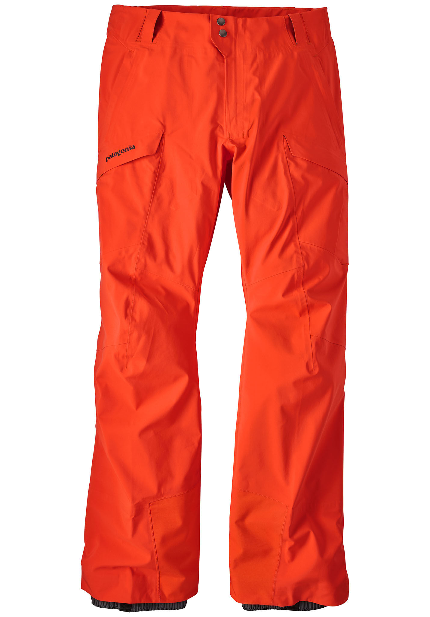 698e48353c8 PATAGONIA Untracked - Pantalons de ski pour Homme - Rouge - Planet Sports