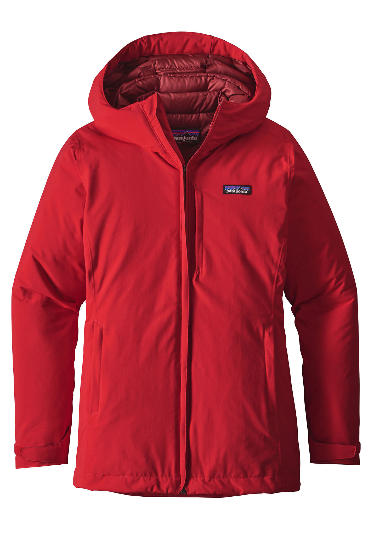 Outdoorjacke damen rot