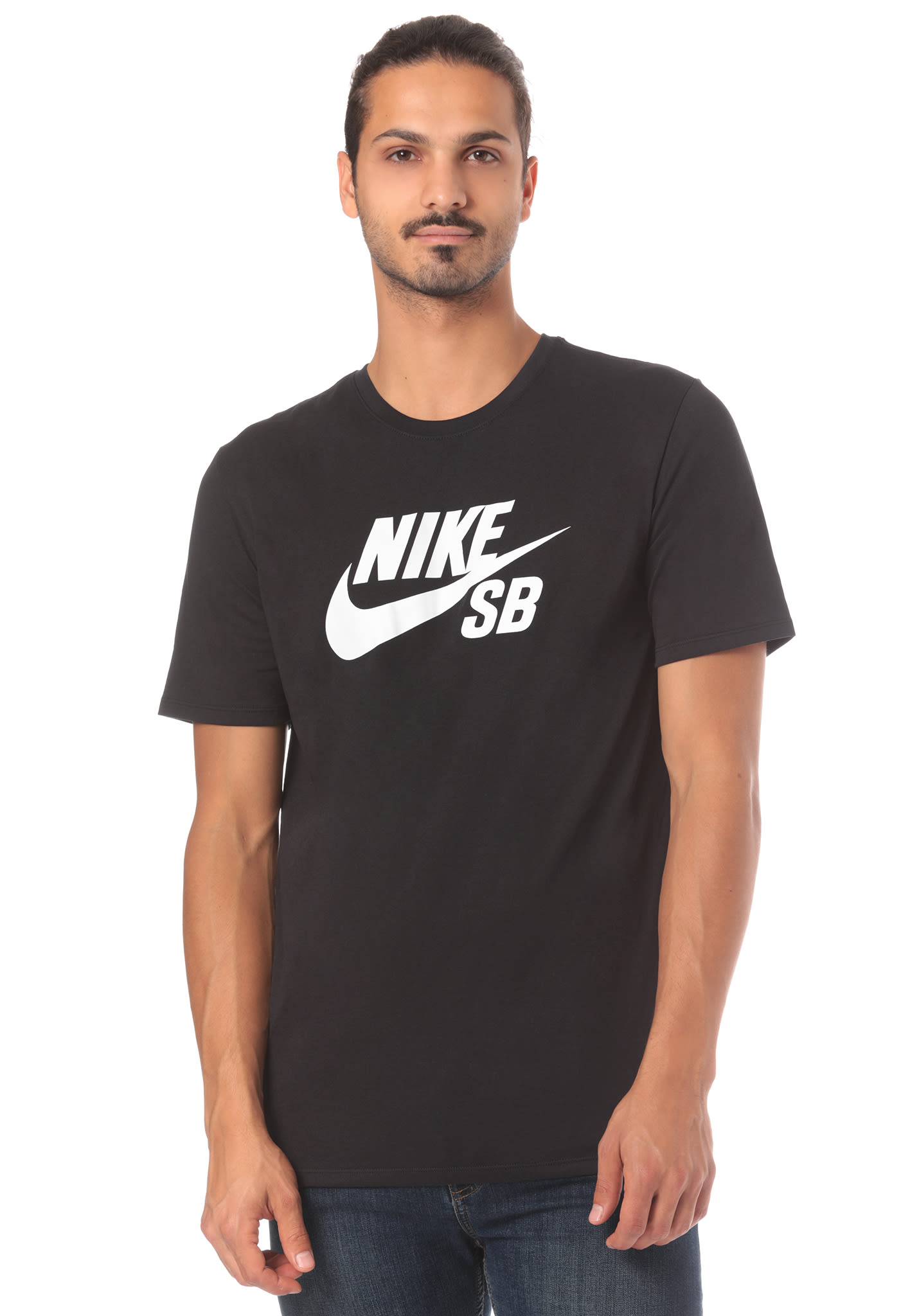the best attitude a82d2 8a0b1 NIKE SB Logo - T-shirt pour Homme - Noir - Planet Sports