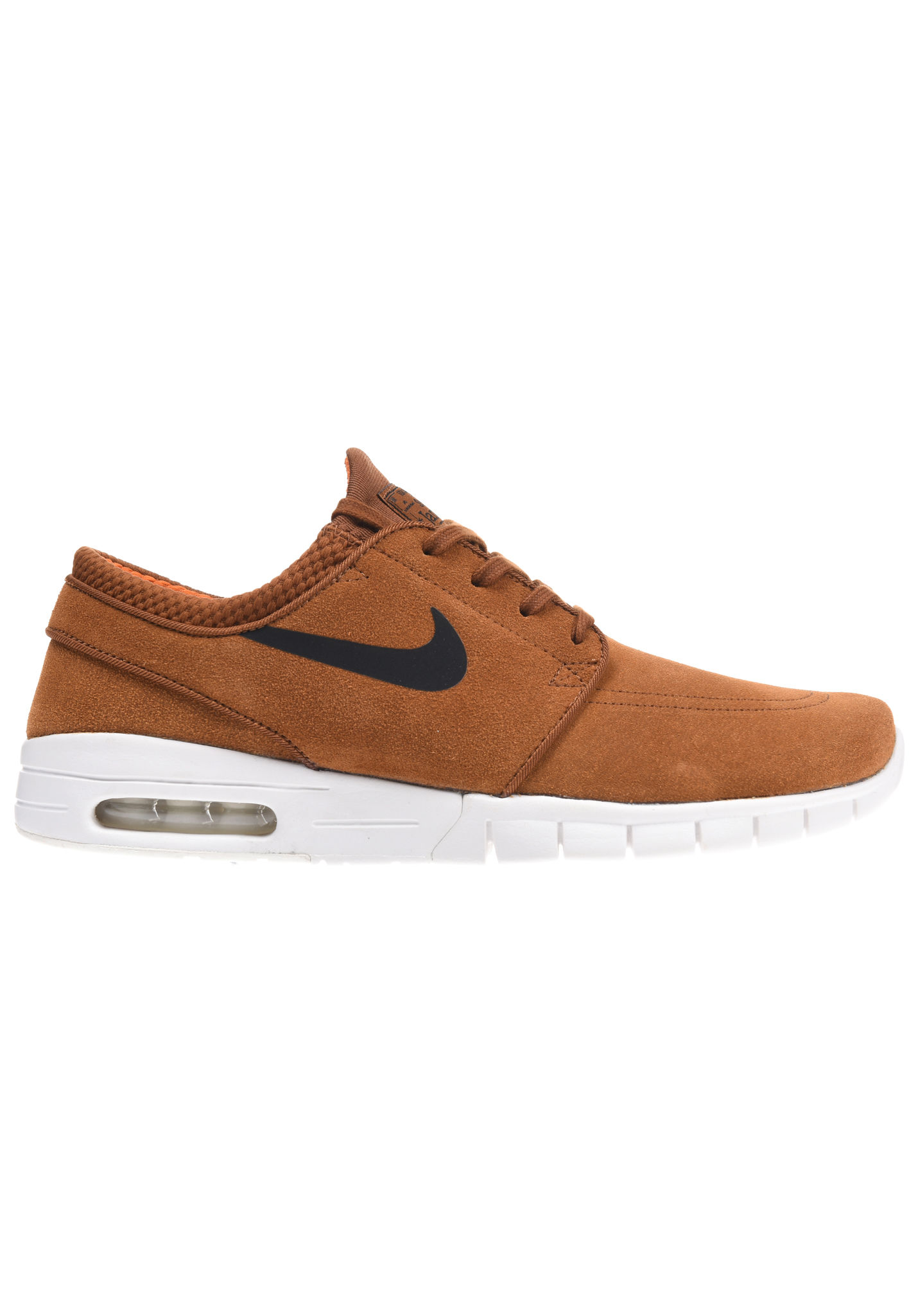 2274a1d131dc NIKE SB Stefan Janoski Max L - Sneakers for Men - Brown - Planet Sports