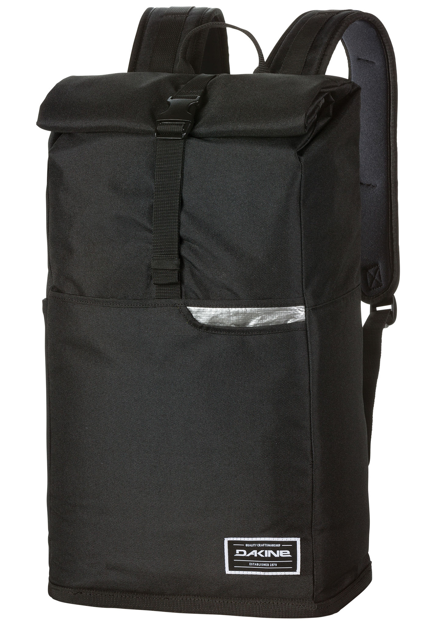 Dakine Section Roll Top Wet/Dry 28L - Backpack for Men - Black ...