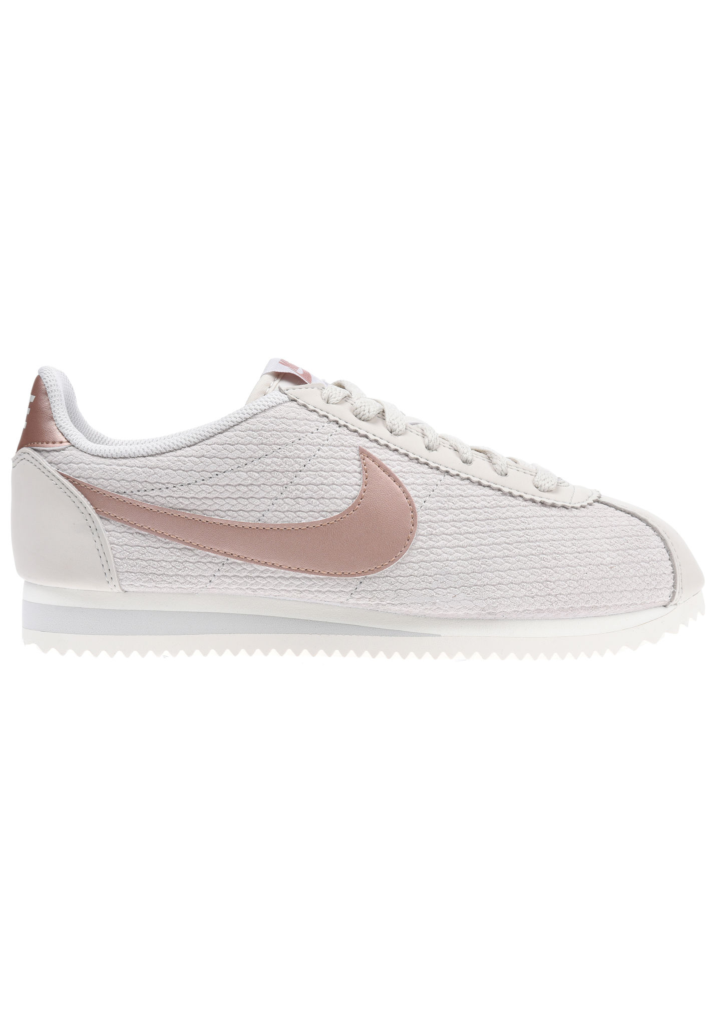 biggest discount new authentic quality products NIKE SPORTSWEAR Classic Cortez Lthr Lux - Sneakers for Women - Beige