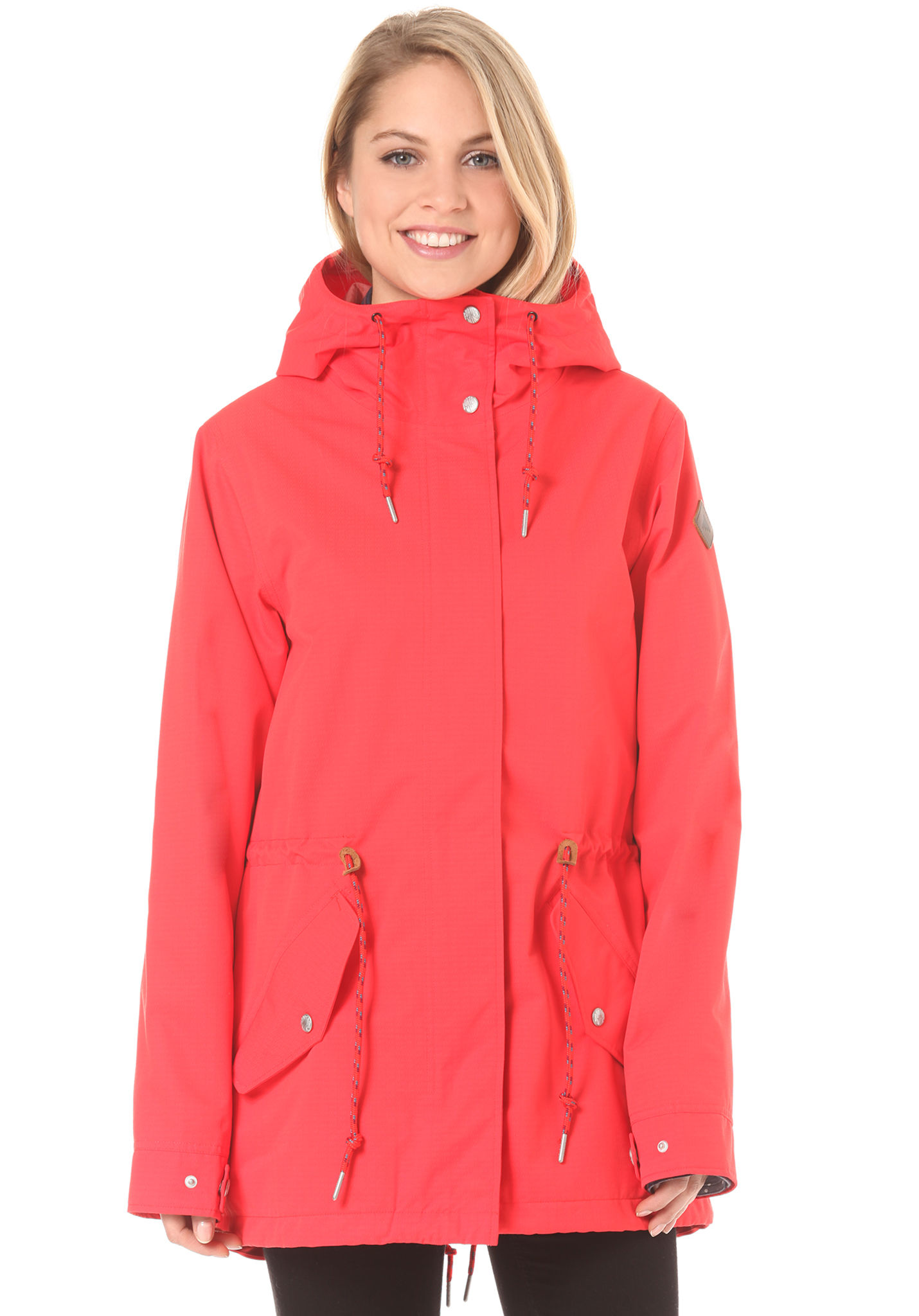 Burton Sadie 2L - Functional Jacket for Women - Red - Planet Sports 71182d4d56