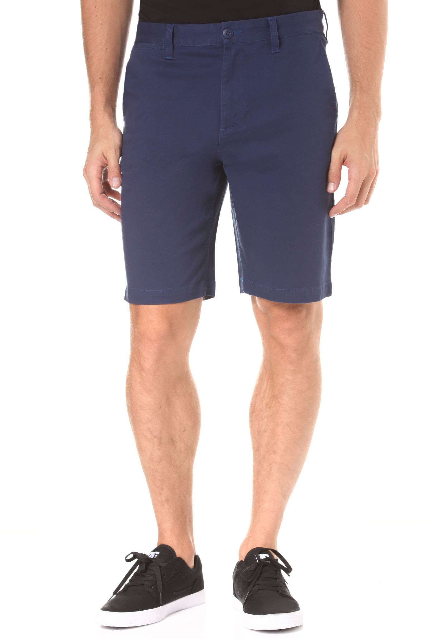 84bde019a36 DC Worker Straight 20,5 - Chino Shorts for Men - Blue - Planet Sports