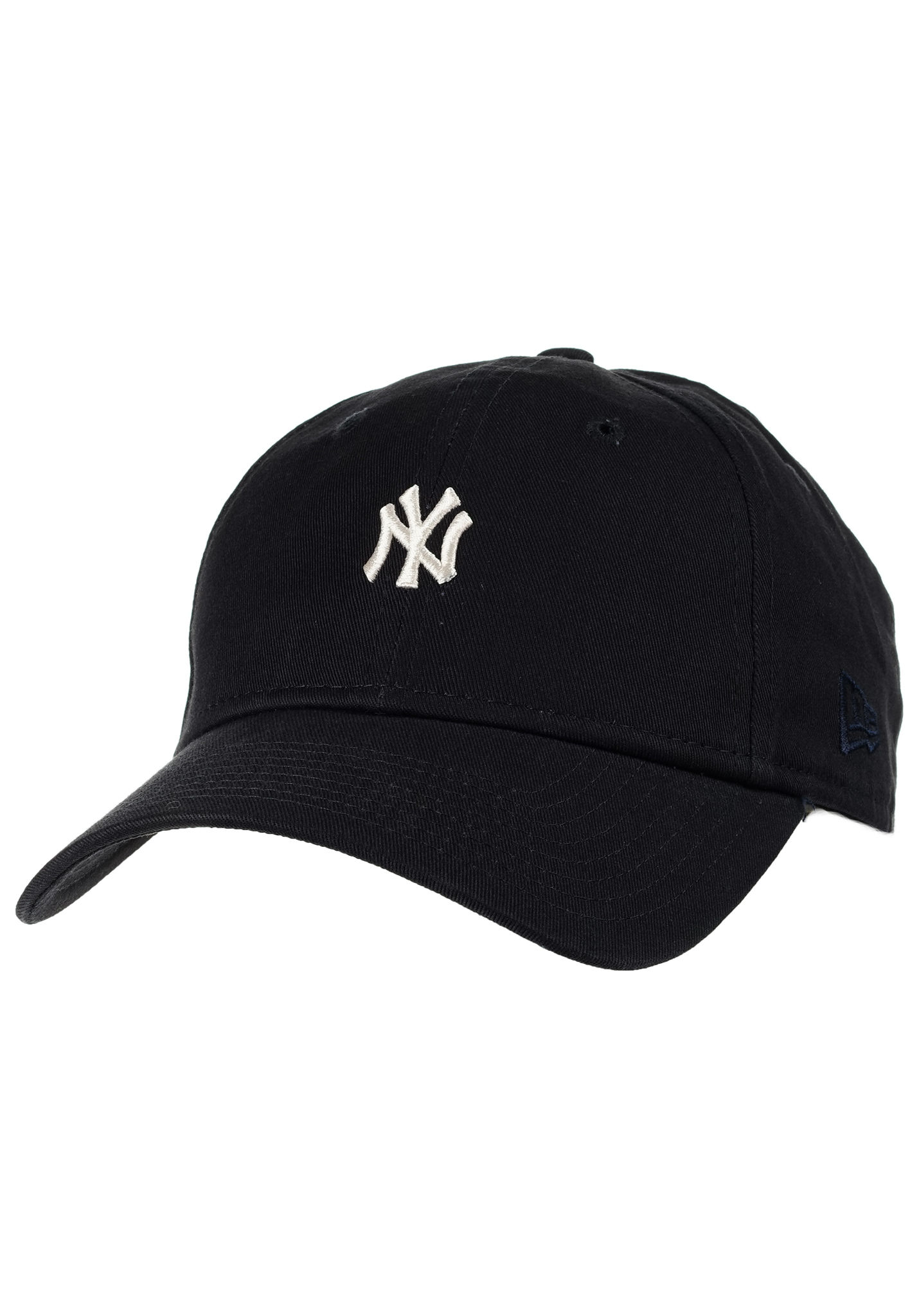 NEW Era Classic Mini Logo New York Yankees - Cap - Black - Planet Sports 33fe8898019