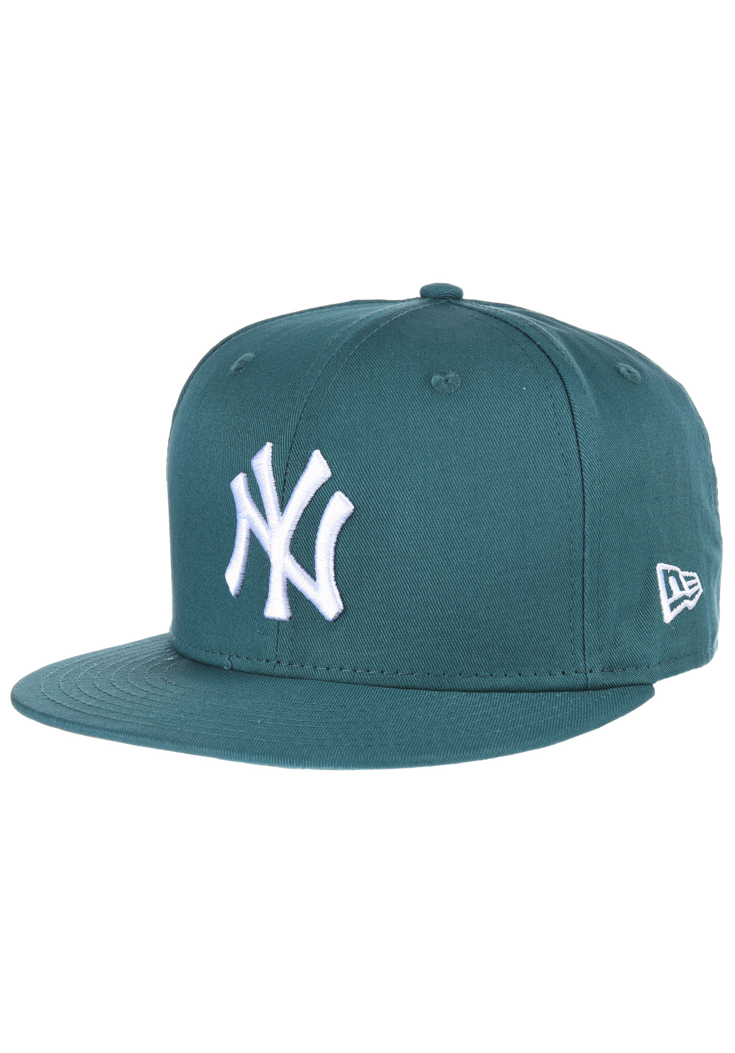 60b9fd14a9b NEW Era 9Fifty New York Yankees - Snapback Cap - Green - Planet Sports