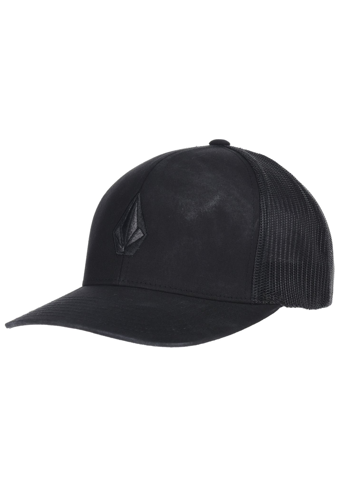 Volcom Full Stone Cheese - Trucker Cap for Men - Black - Planet Sports 946a4cb3ce16
